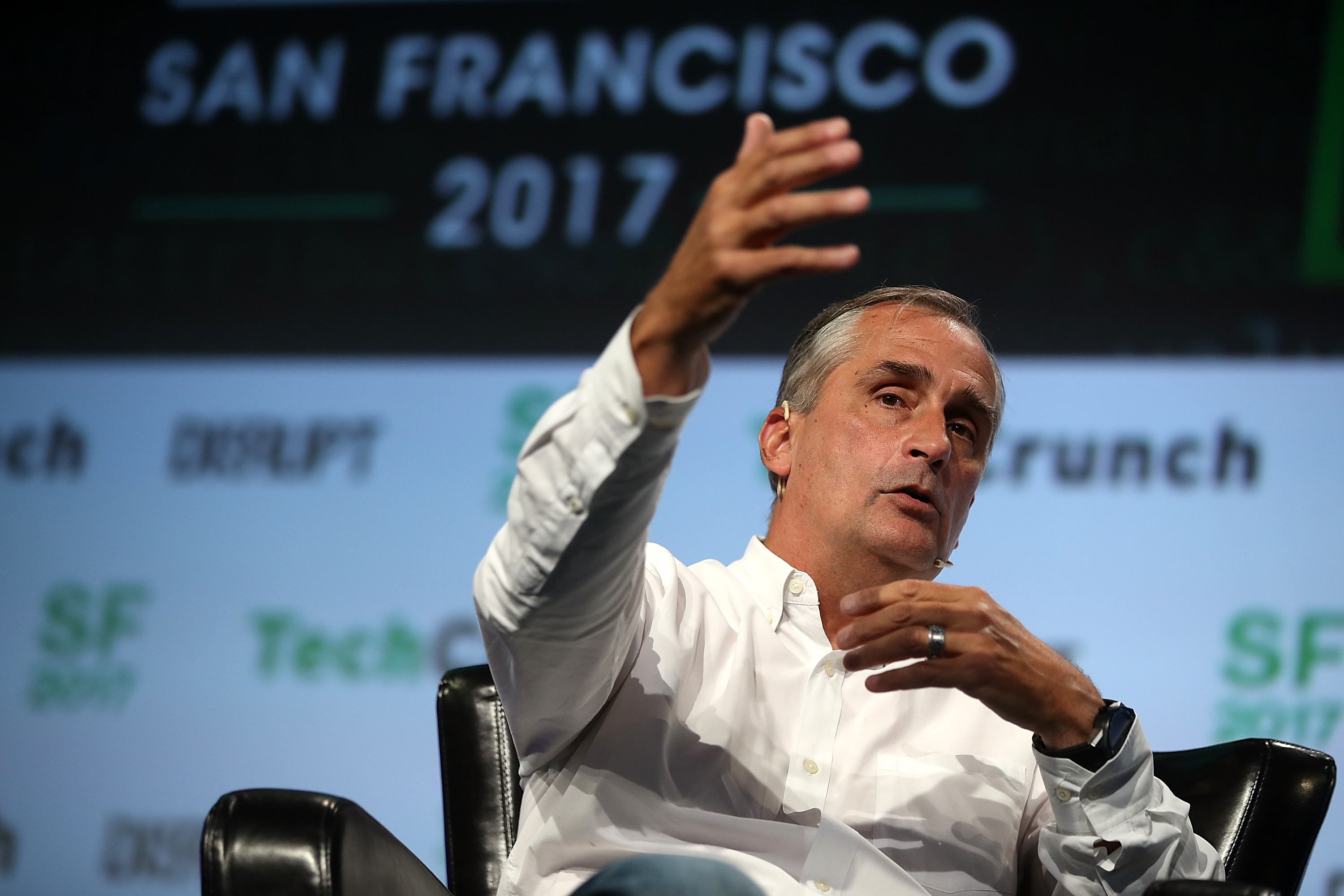 Technology Leaders And Innovators Attend Tech Crunch Disrupt Conference