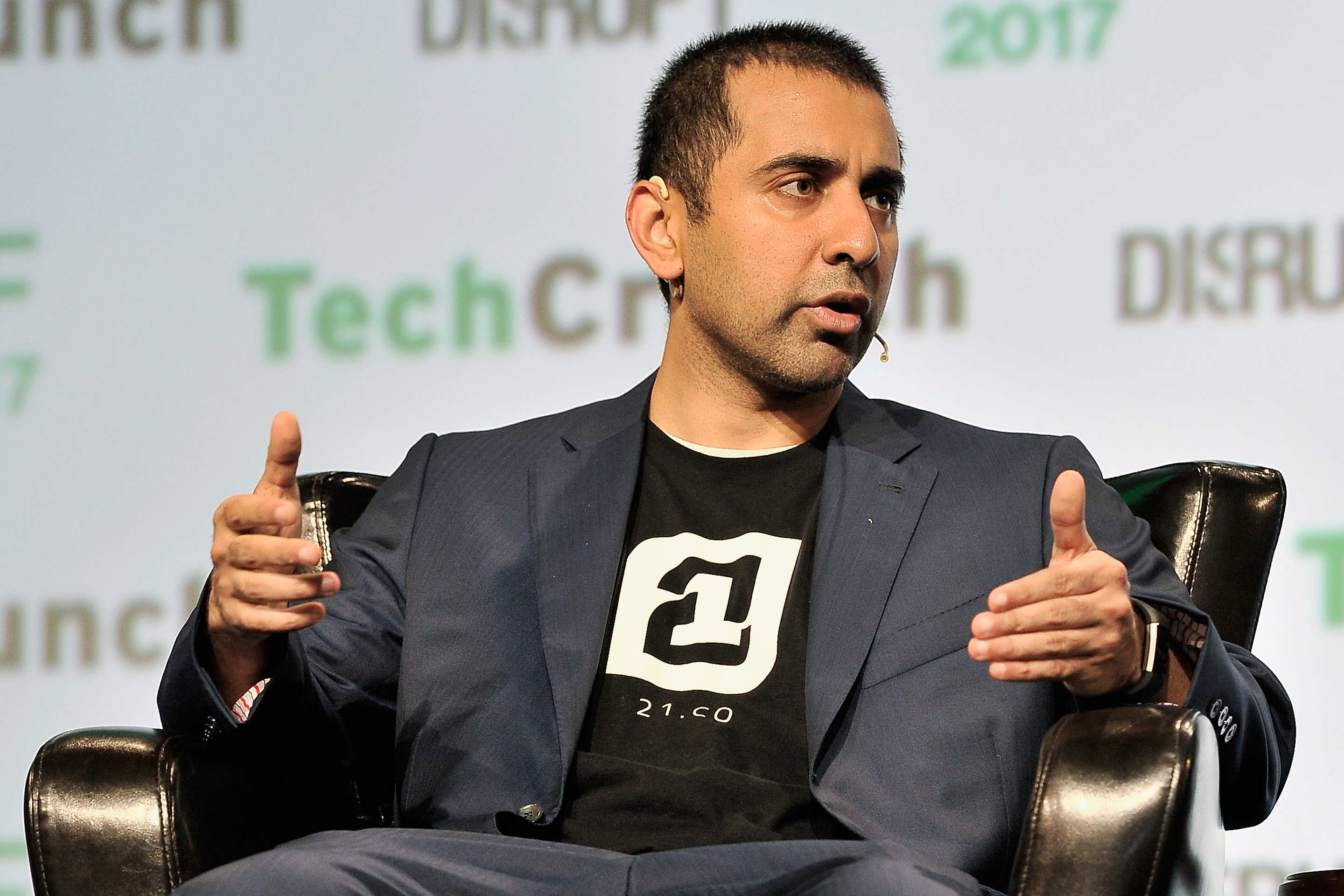 TechCrunch Disrupt SF 2017 - Day 3