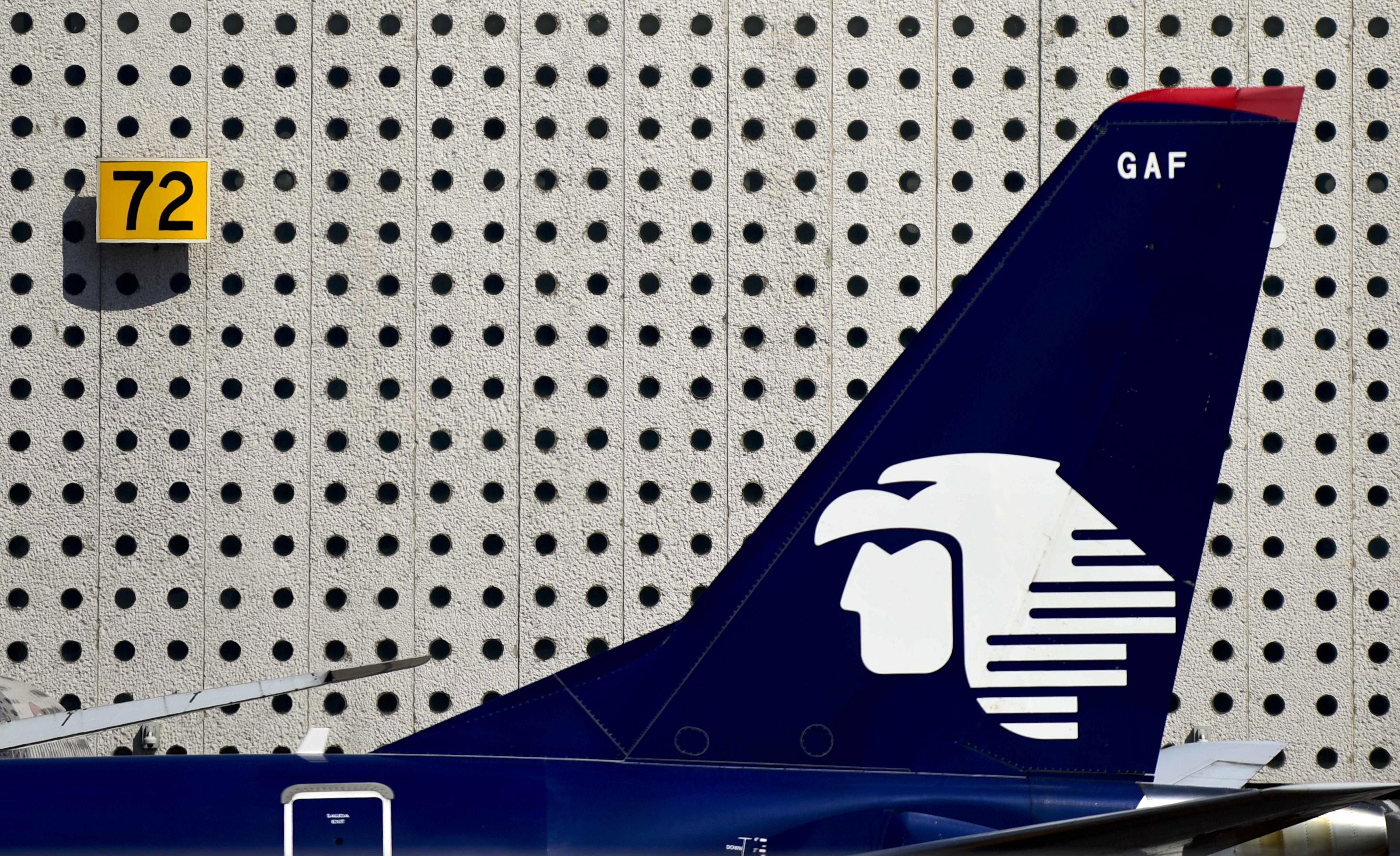 MEXICO-AIR-AEROMEXICO