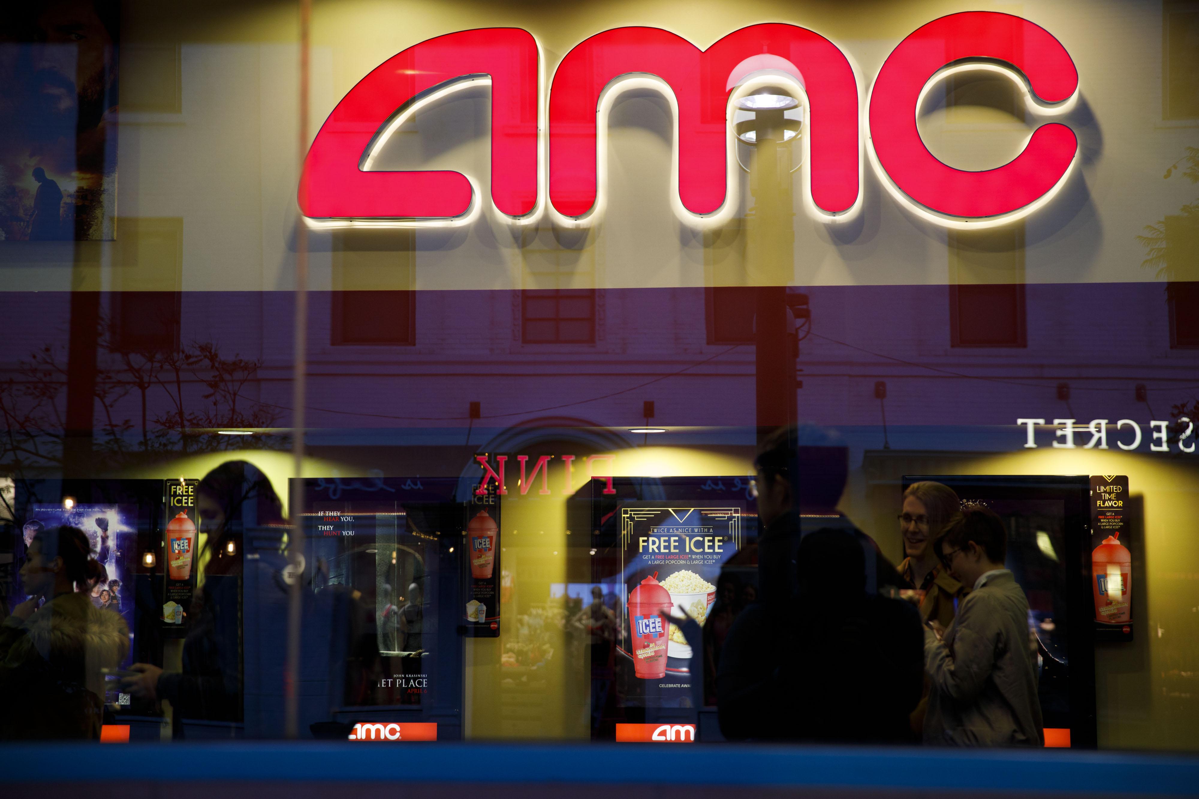 An AMC Entertainment Holdings Inc. Location Ahead Of Earnings Figures