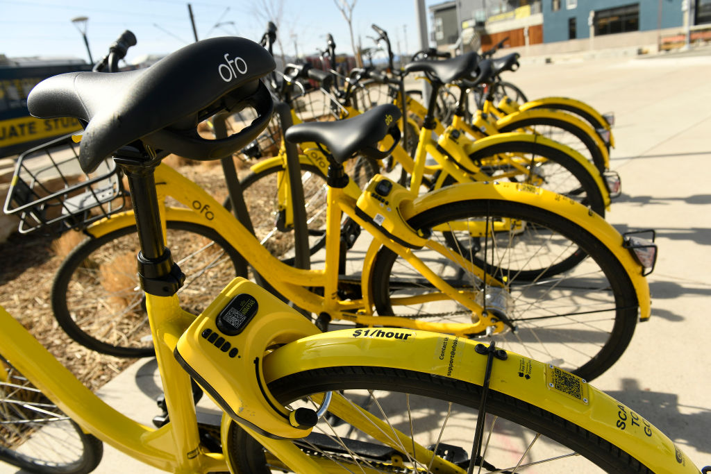 583c7e9f263 Bike-sharing: Why China's Ofo slammed the brakes in the U.S. | Fortune