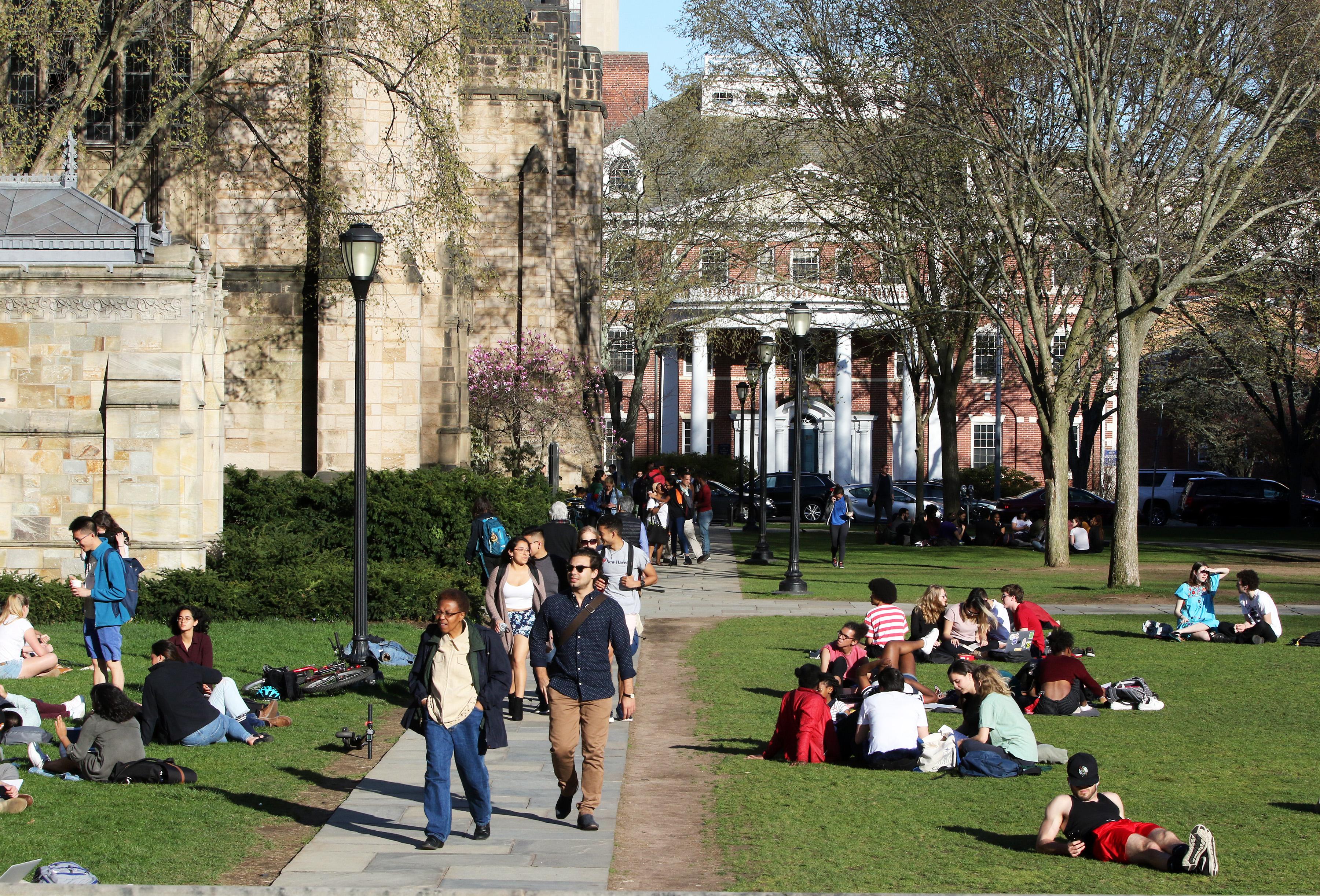 Happiness Class at Yale University
