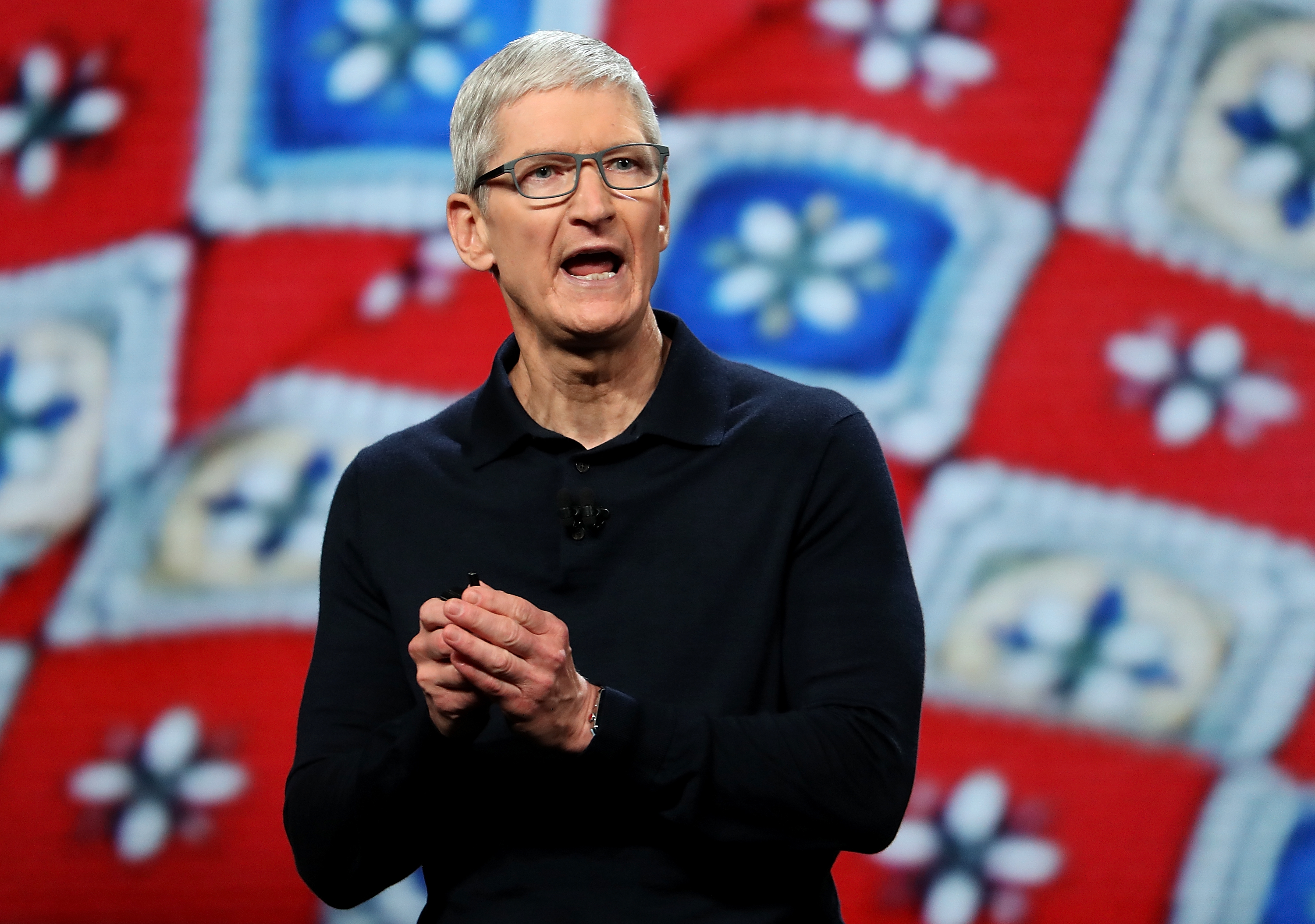 The Energy and Commerce Committee sent letters to Apple CEO Tim Cook and Alphabet CEO Larry Page asking them to explain data collection practices.