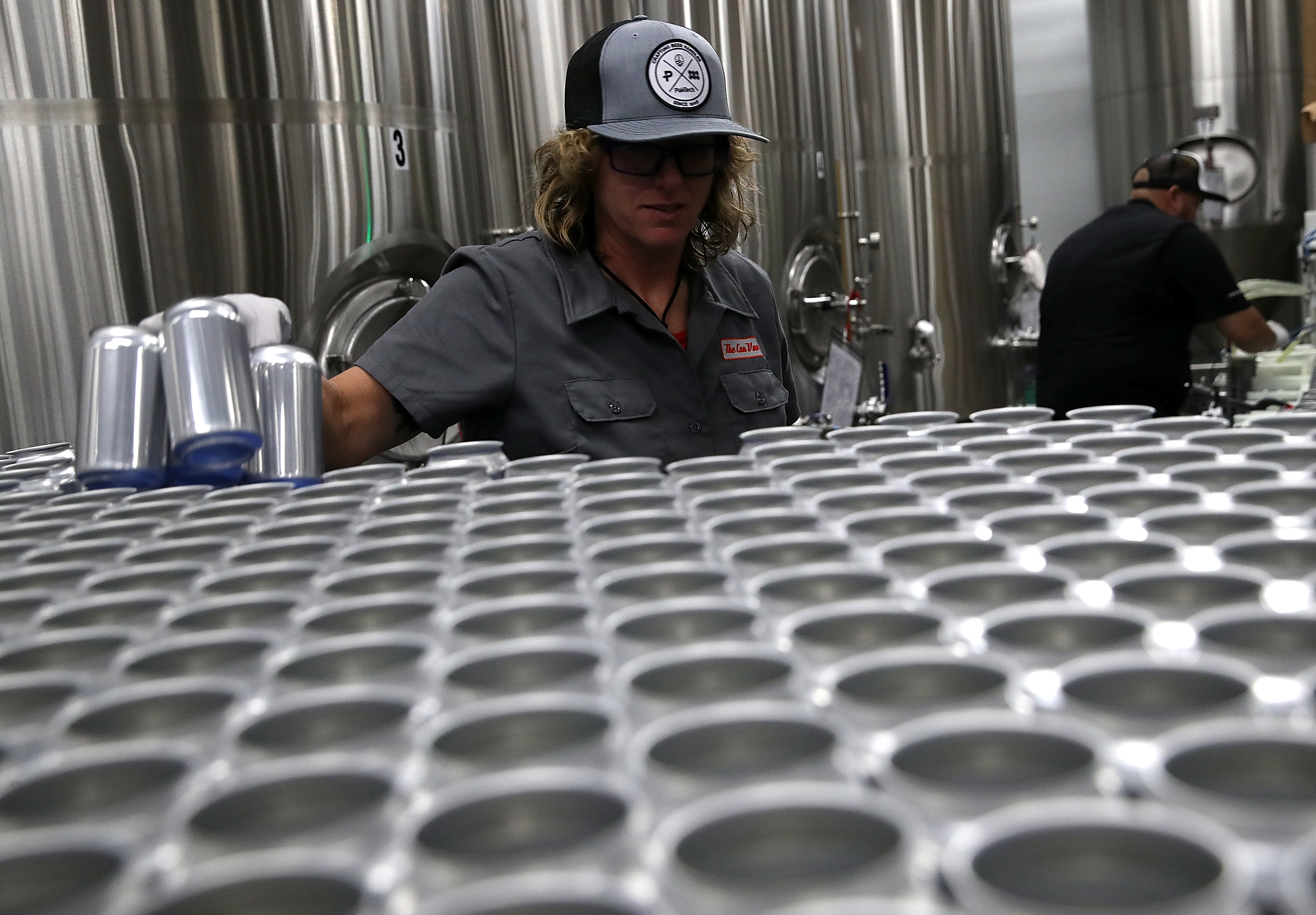 Canned Beer Prices Could Rise Due To Trump's Tariffs On Foreign Aluminum