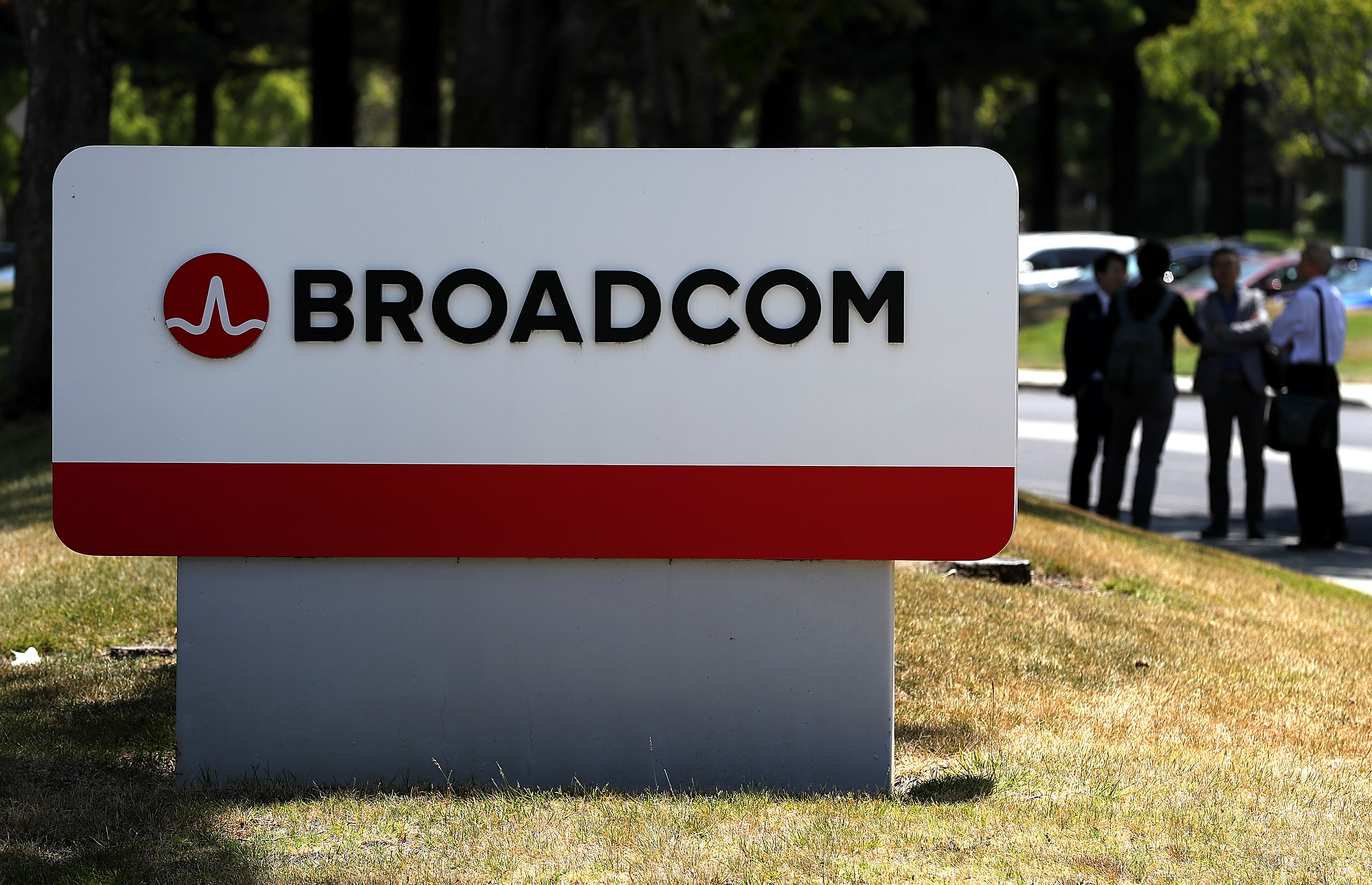 Broadcom Reports Quarterly Earnings