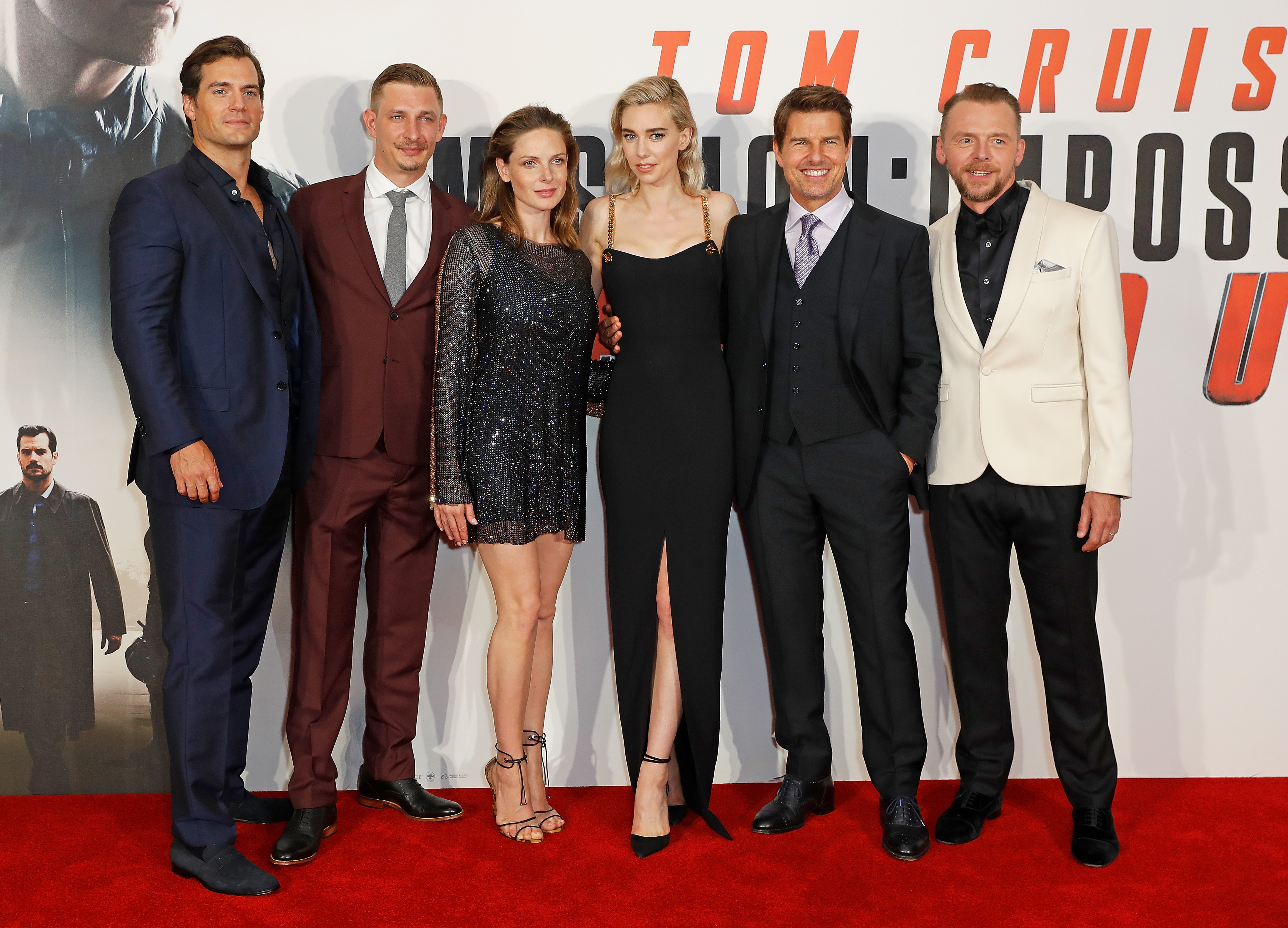 """Mission: Impossible - Fallout"" - UK Premiere - Red Carpet Arrivals"