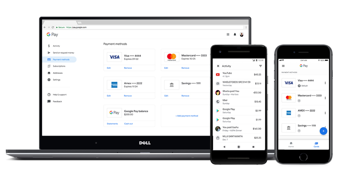 Google Pay Adds New Features Similar to Apple Pay and Wallet | Fortune