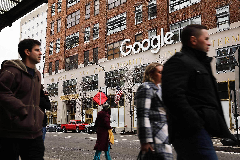 Google Office NYC