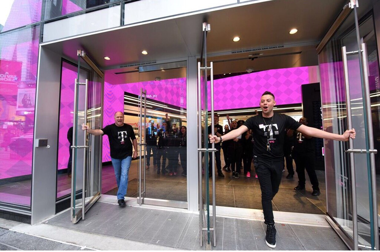 How T Mobile Became One Of The Best Workplaces In New York Fortune