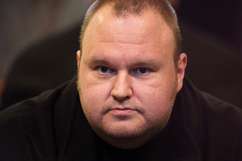 Internet Party Founder Kim Dotcom Attends Townhall Event Ahead Of New Zealand Election