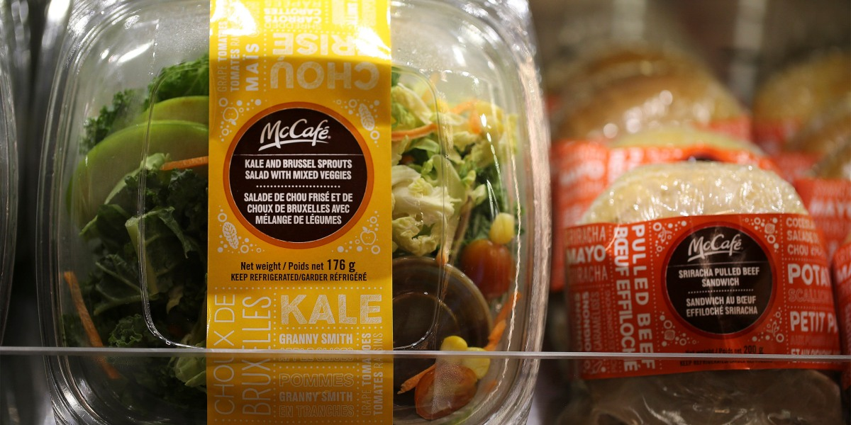 McDonald's Pulls Salads From Thousands of Restaurants as Parasite Outbreak Escalates