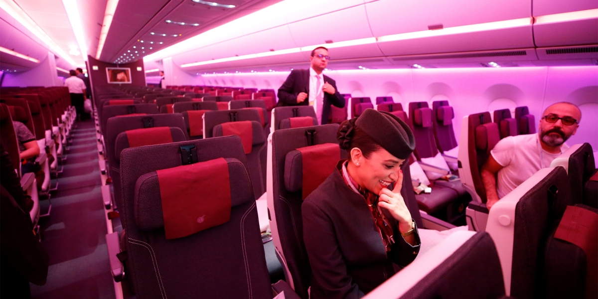 No U S  Airline on List of World's Best Economy or First