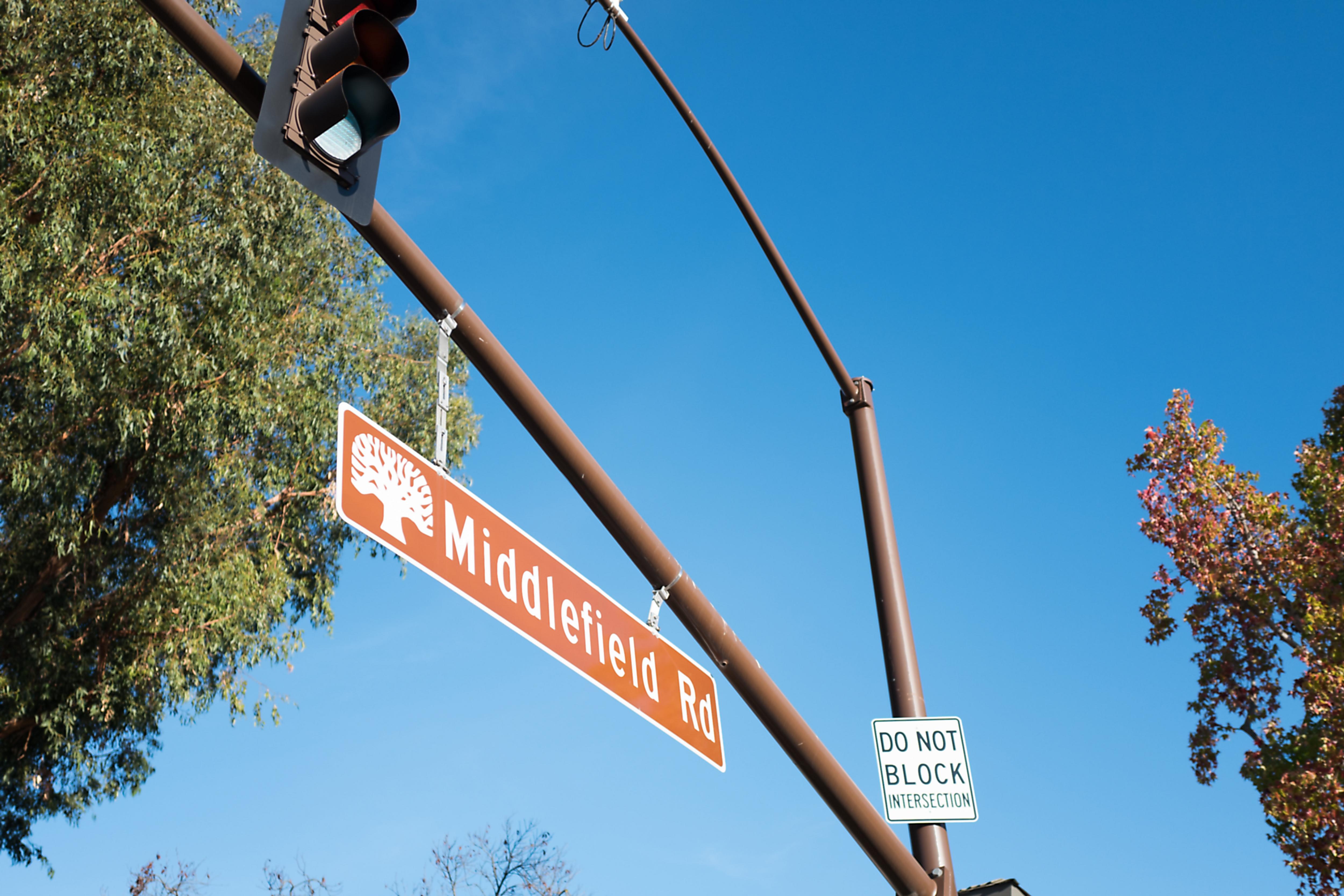 Middlefield Road