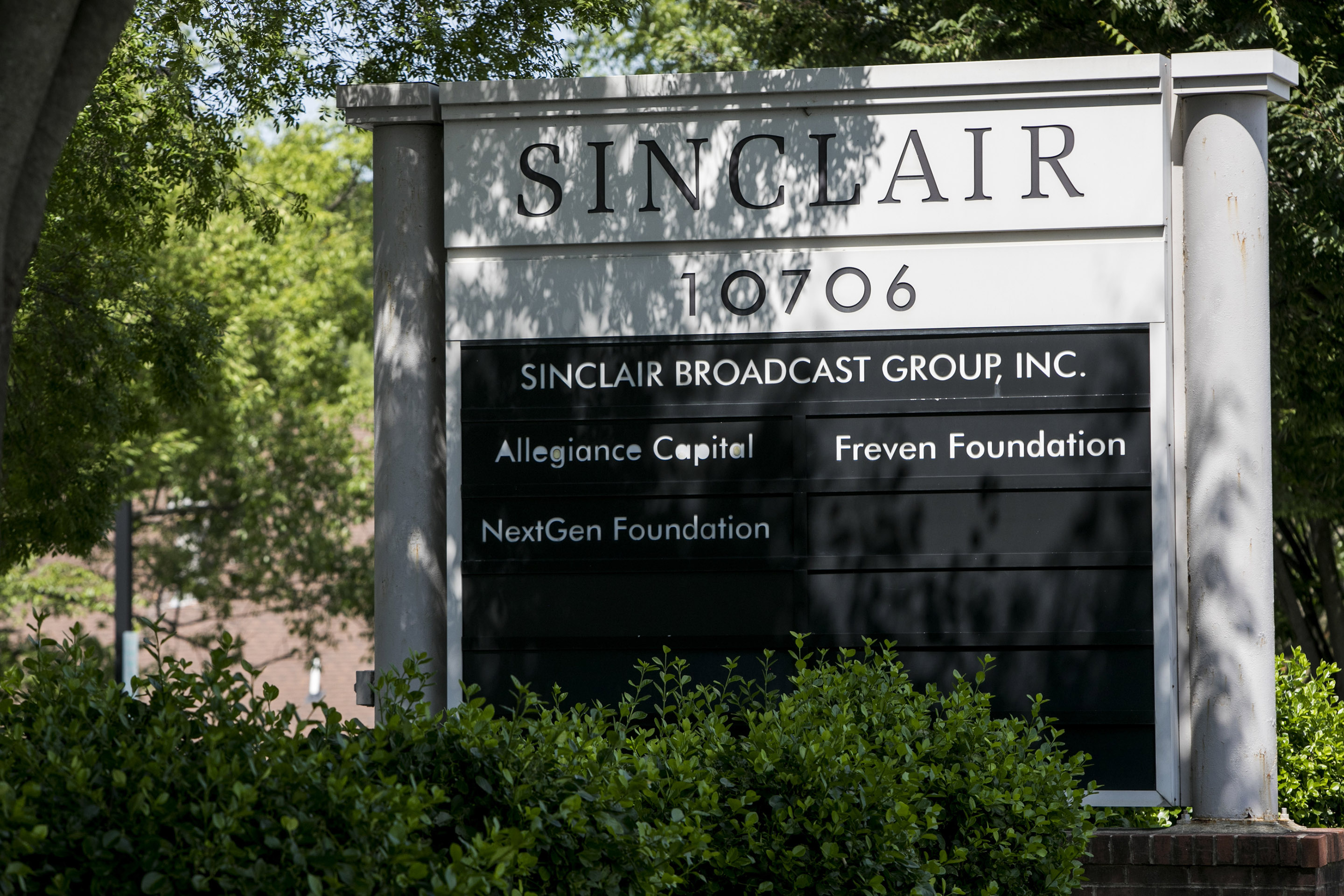 sinclair-broadcast-group-headquartersMD: Corporations In Maryland