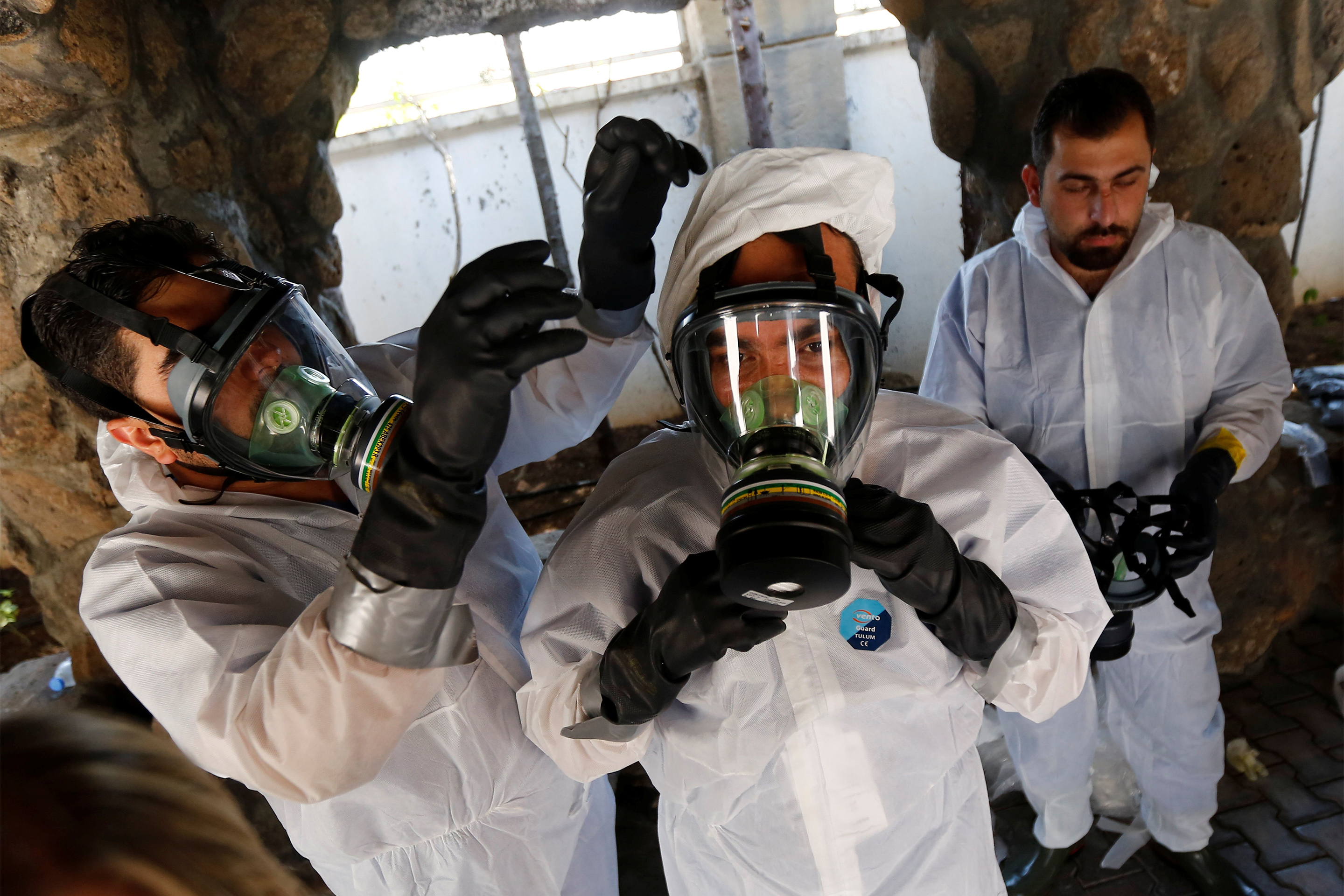 syria-chemical-weapon-exercise