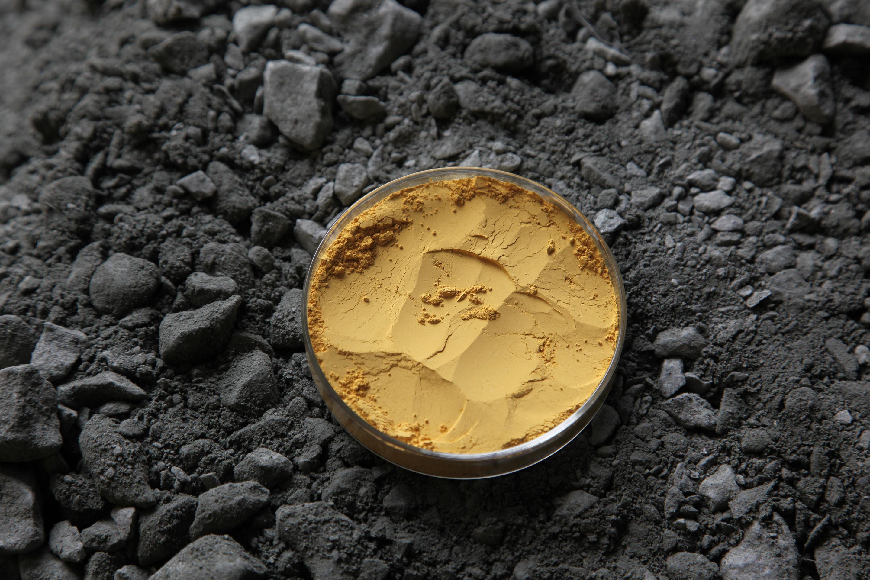 Uranium-samples