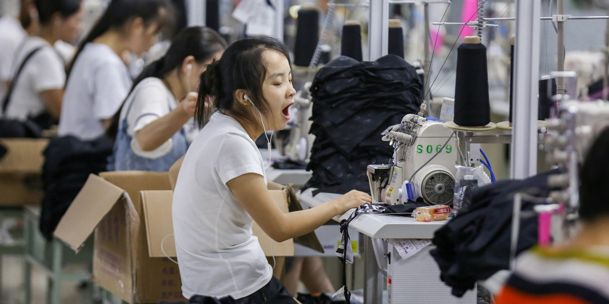 Manufacturers Are Considering Leaving China. But It Isn't All Because of the Trade War