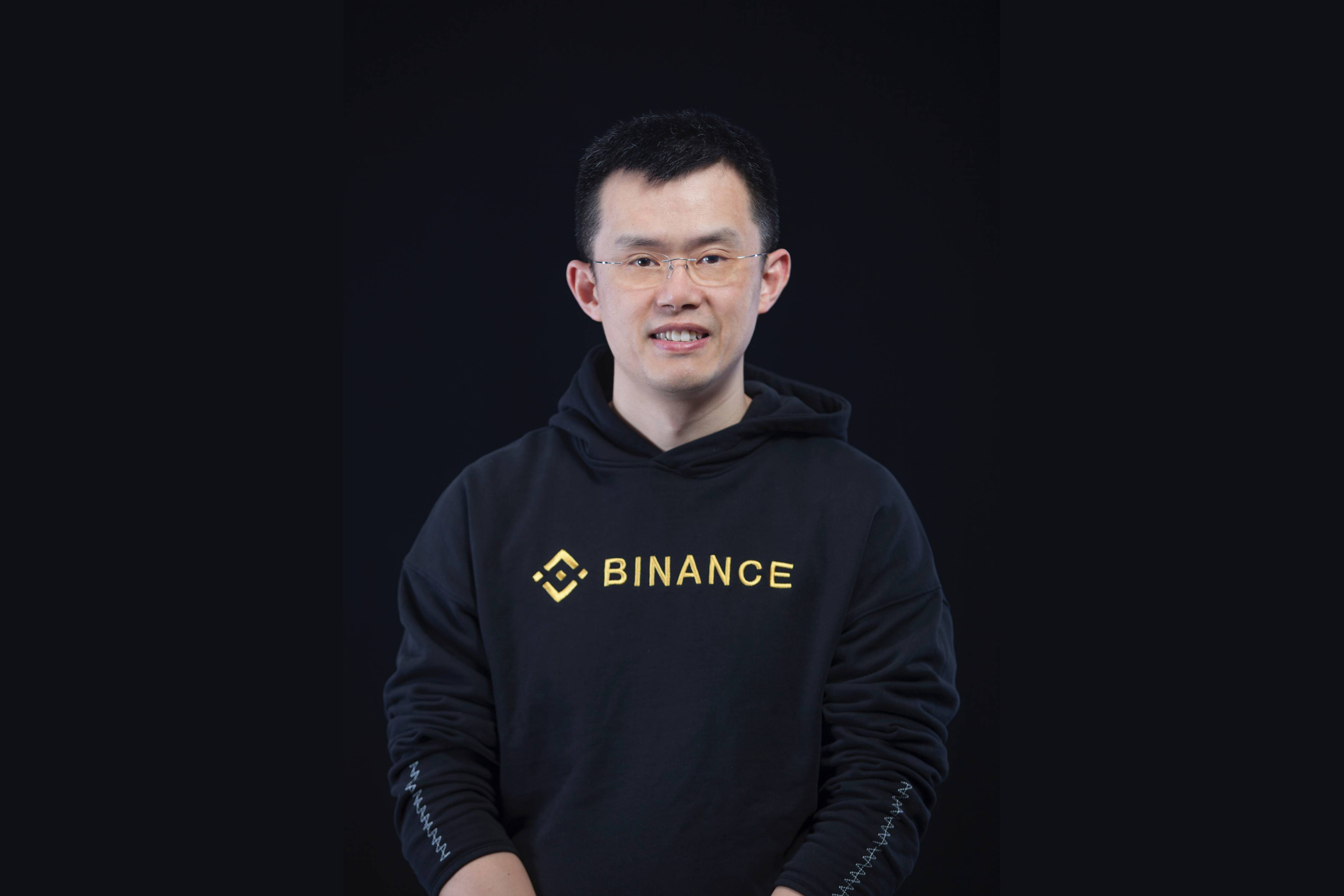 "Binance CEO Changpeng ""CZ"" Zhao."