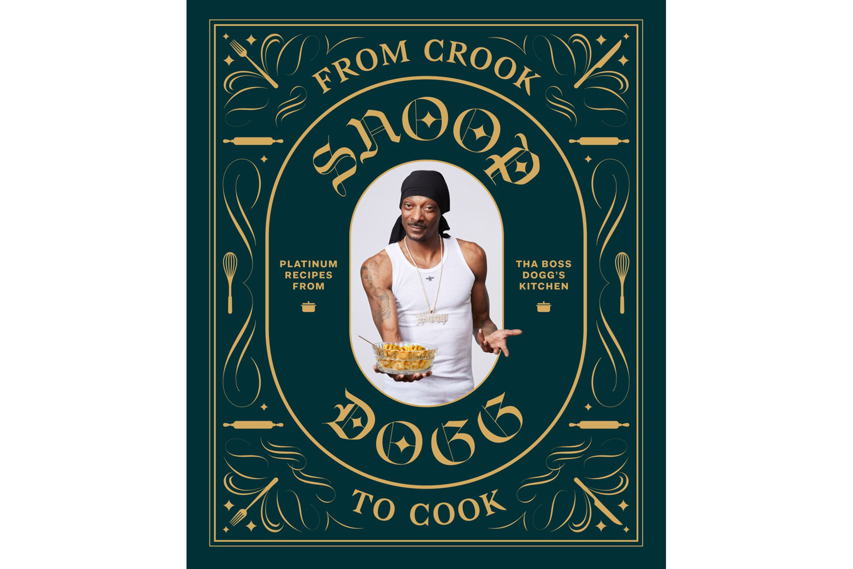 Snoop Dogg Is Publishing a Cookbook | Fortune