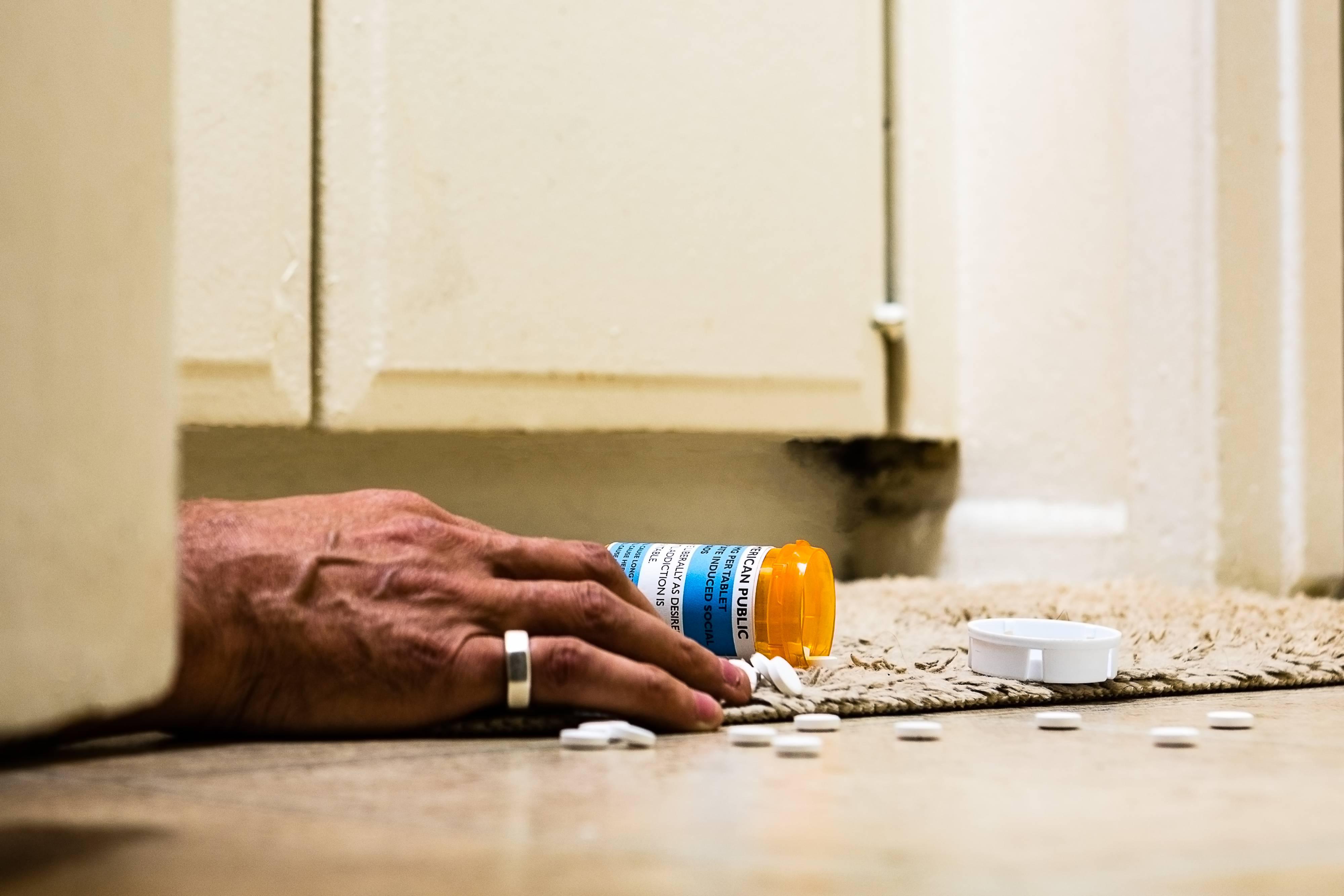 Drug overdose deaths CDC