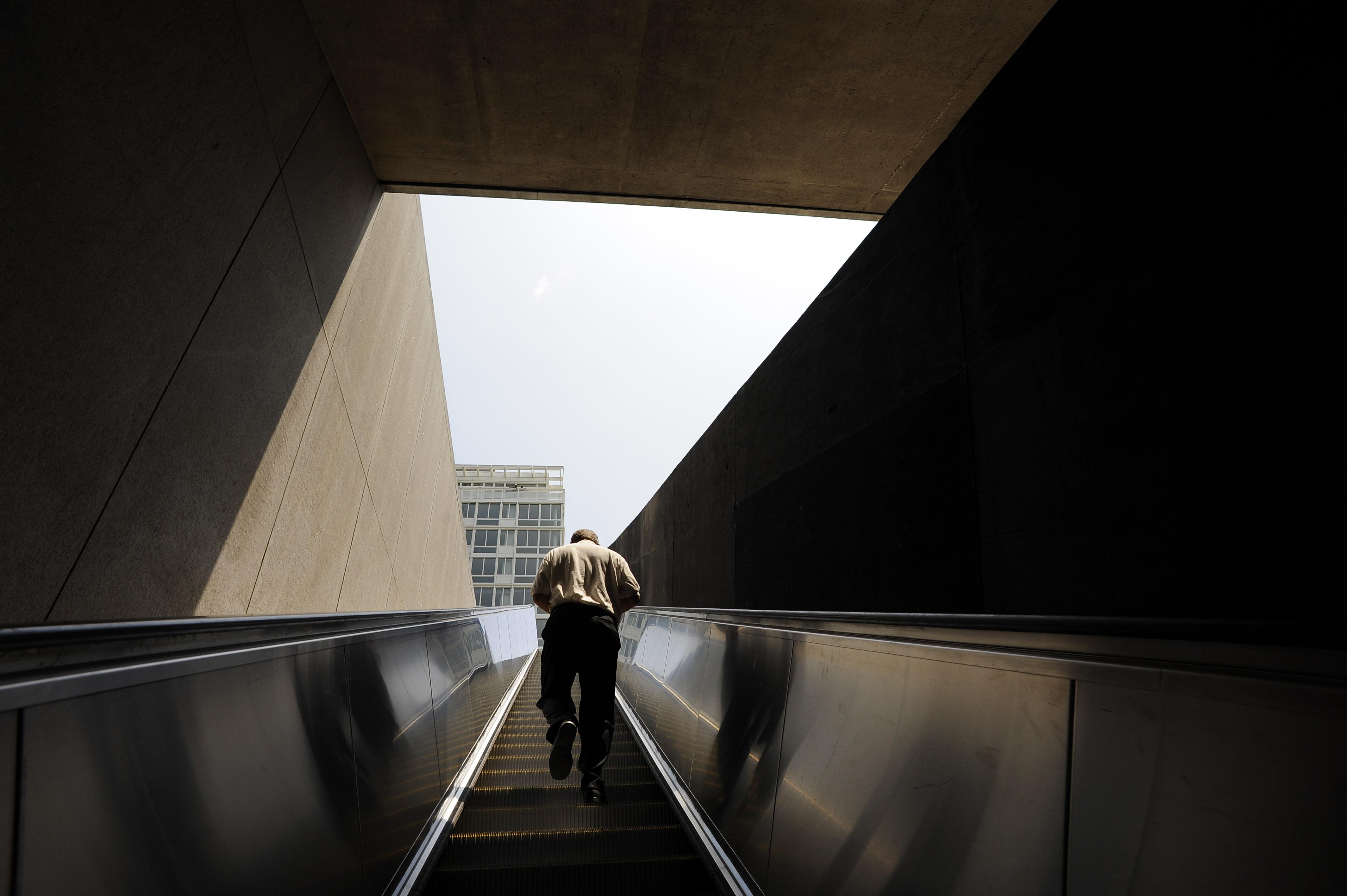 Foggy Bottom-GWU Metro Station - Washington, DC