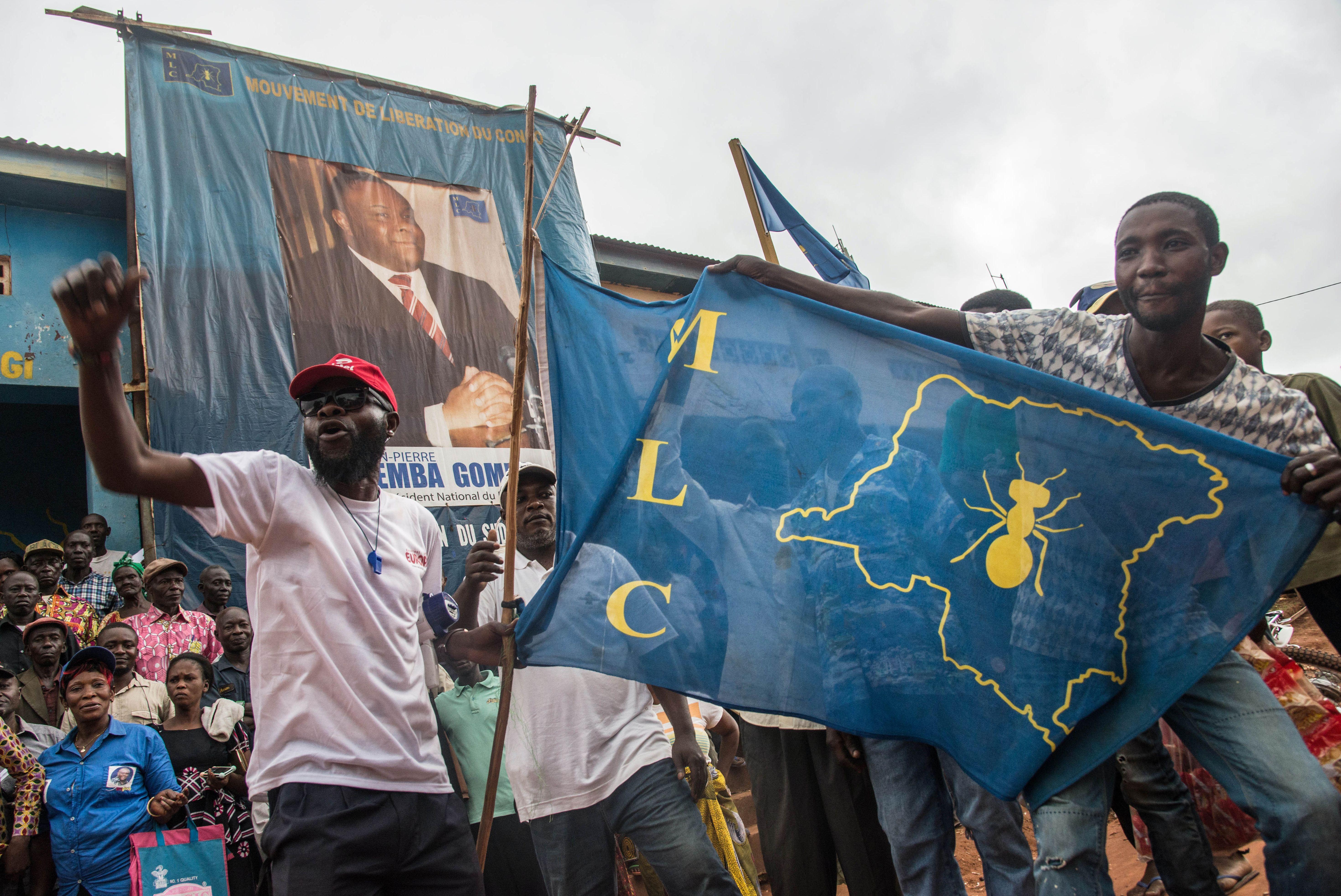 Political protest in the Democratic Republic of Congo