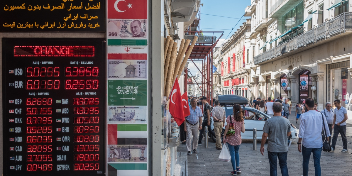 Turkish Lira Slides to a Record Low | Fortune