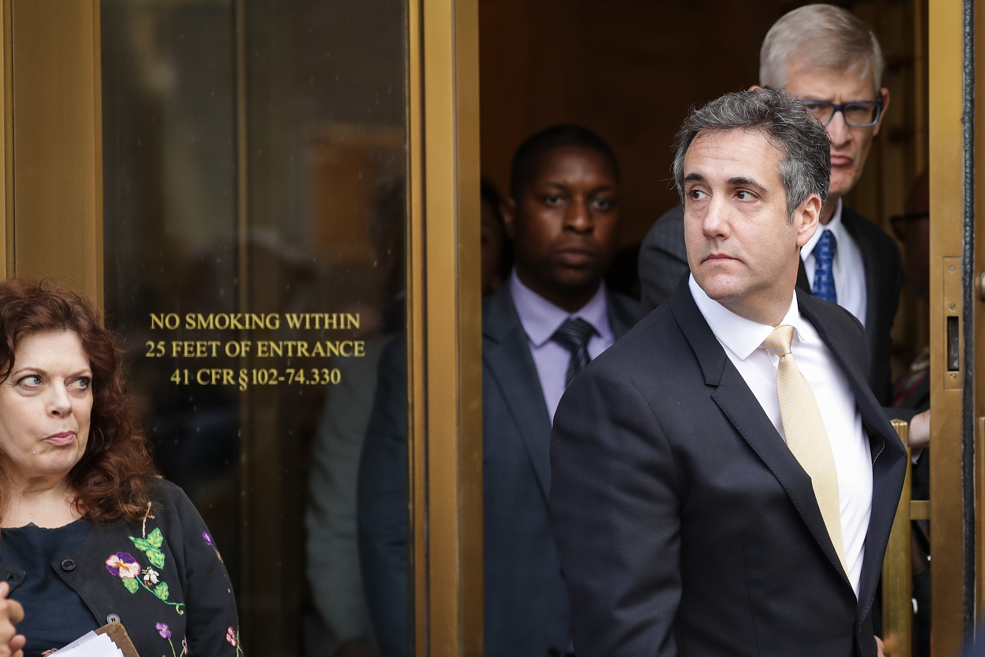 Former Trump Lawyer Michael Cohen Enters Plea Deal Over Tax And Bank Fraud And Campaign Finance Violations