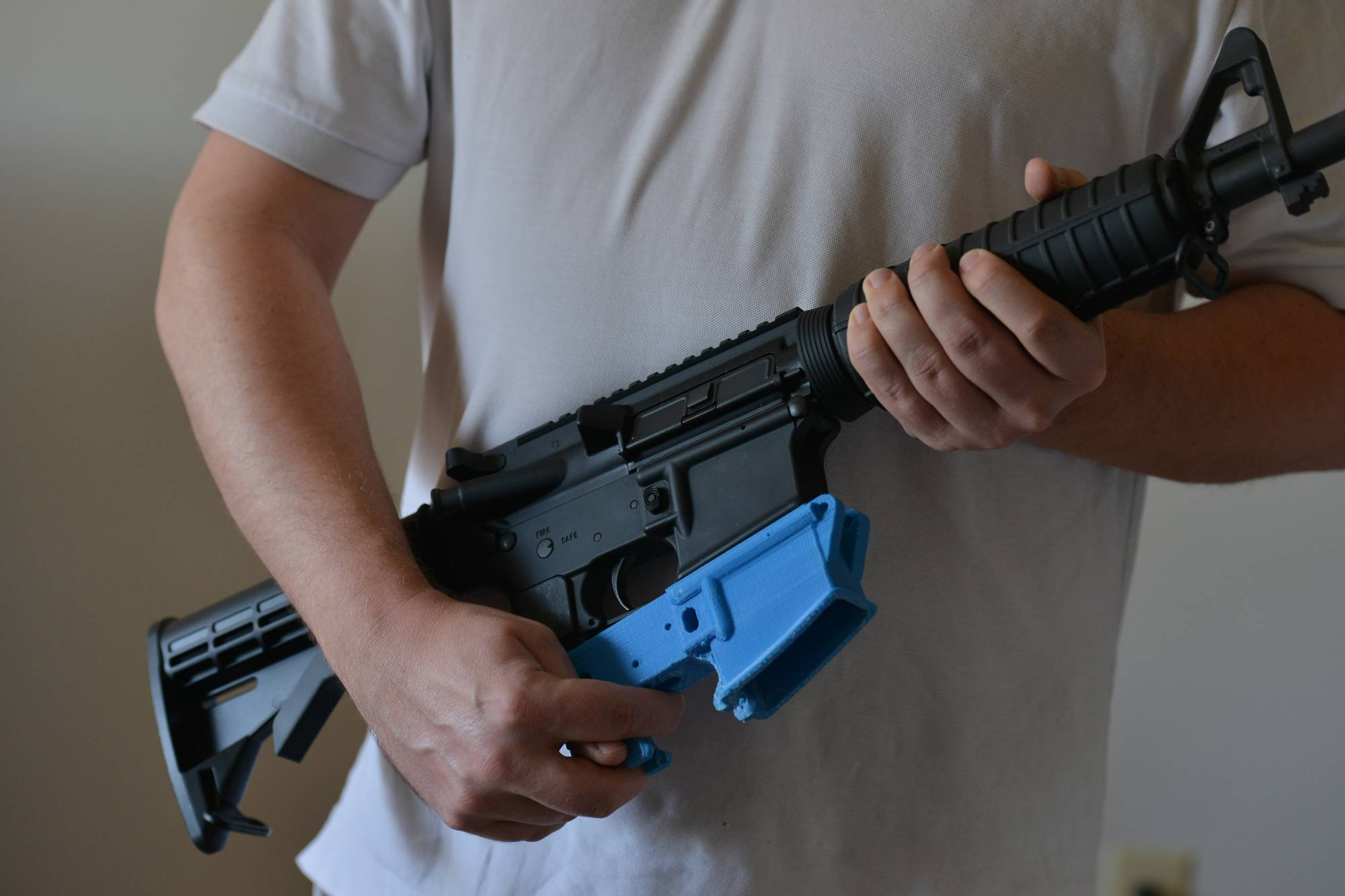 A federal judge's ruling on Monday blocks people from legally posting 3D-printed gun blueprints on the Internet.