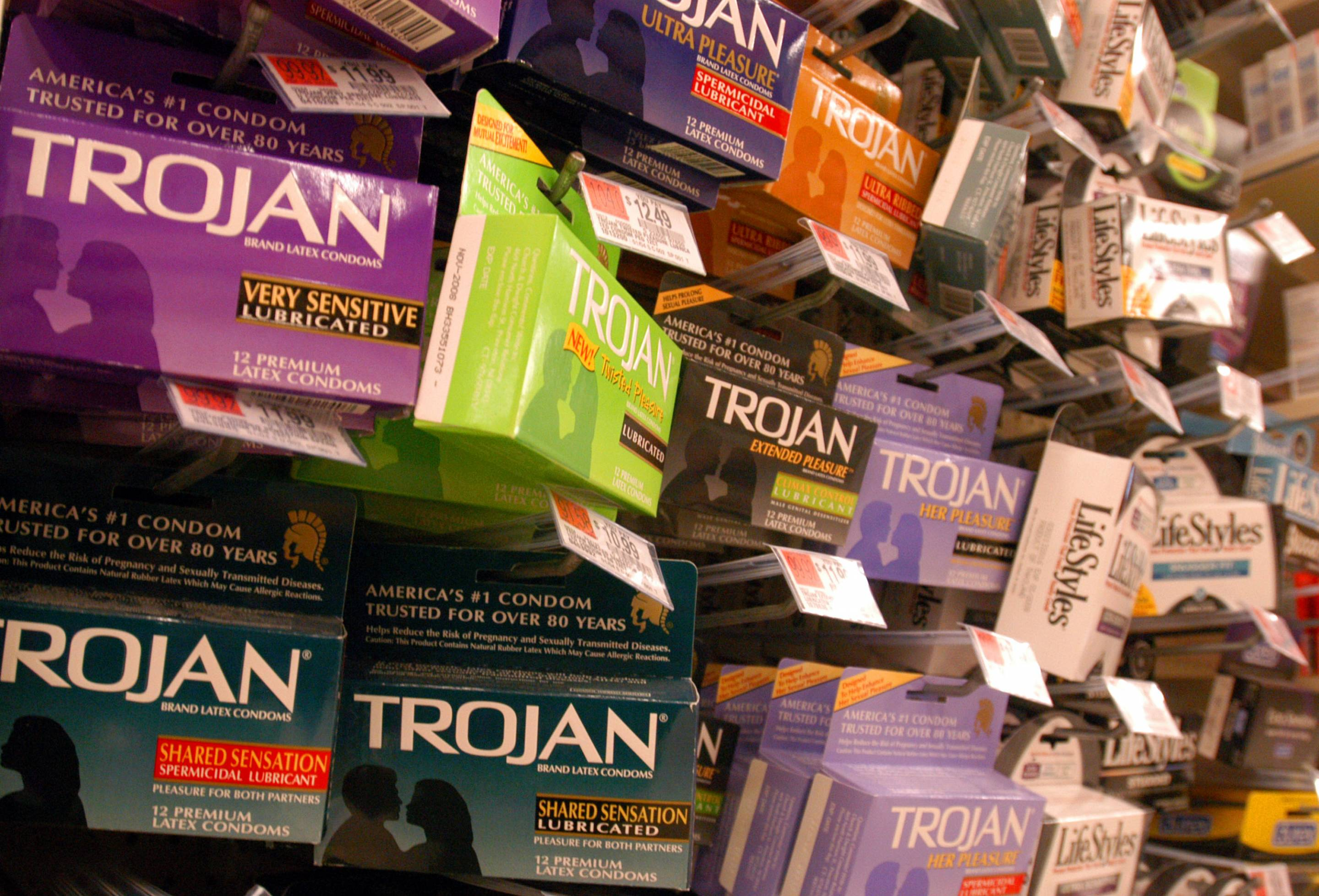 Bush Administration Considers Requiring Warning Labels For Condoms
