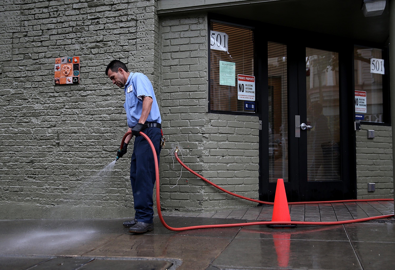 San Francisco Forms Poop Patrol To Clean Its Sidewalks Fortune