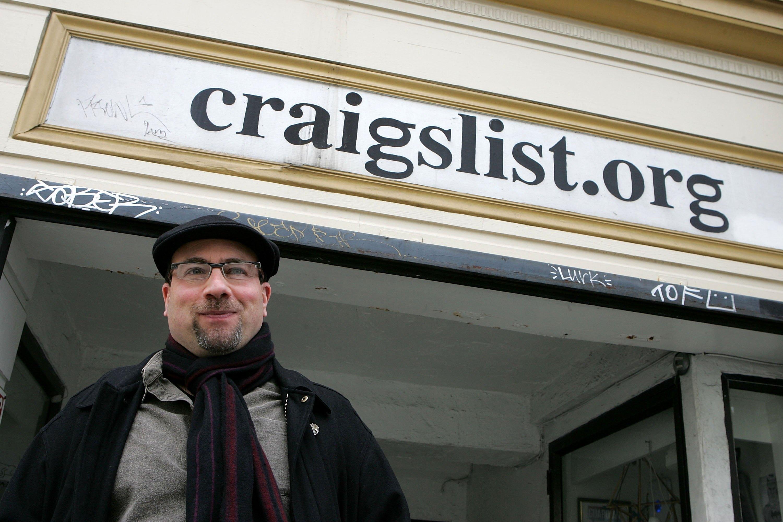 Craigslist Founder Discovers Online Goldmine