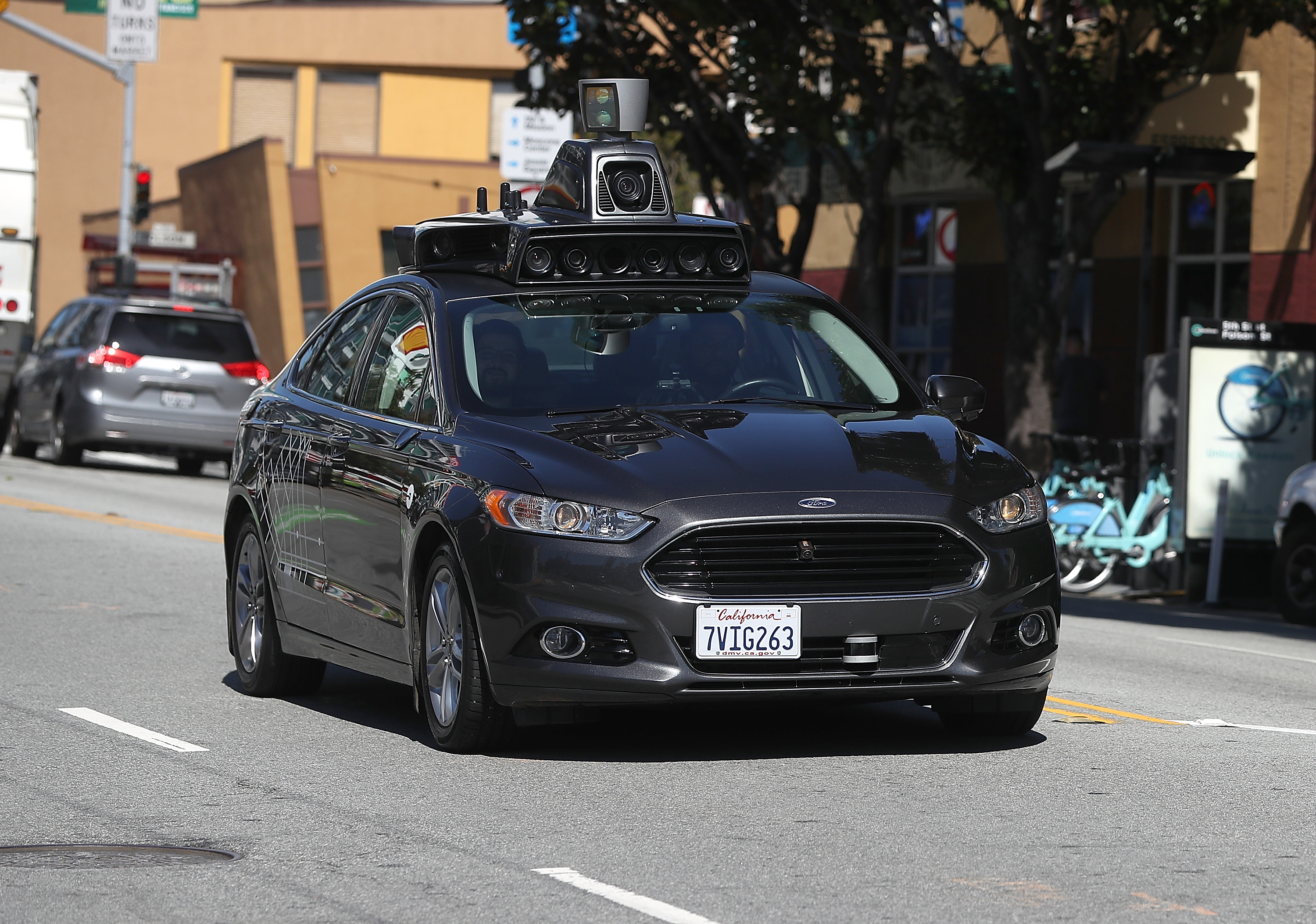 Humans Are Leading Cause of Self-Driving Car Accidents in