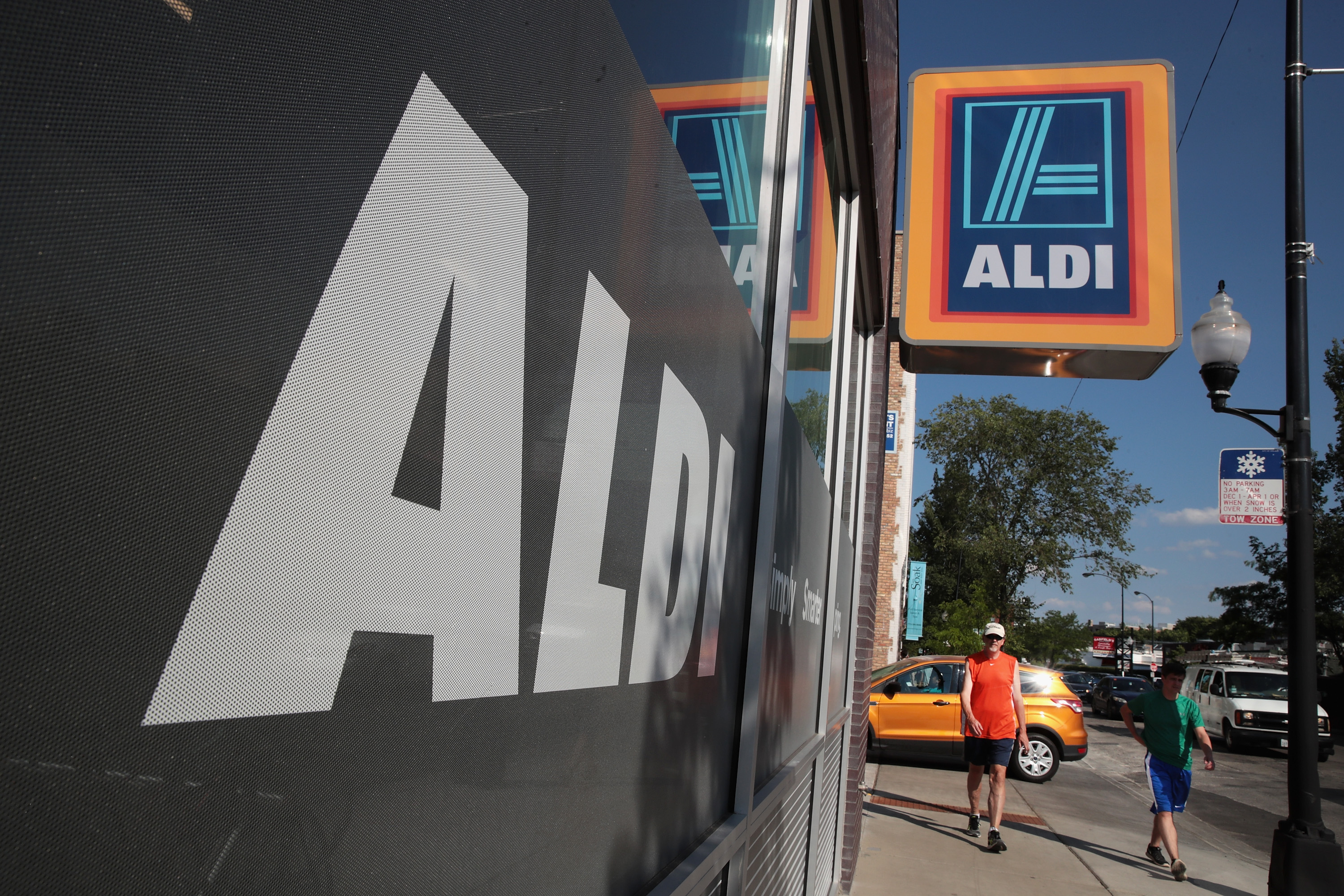 German Grocery Chain Aldi To Invest $3.4 Billion Into U.S. Stores