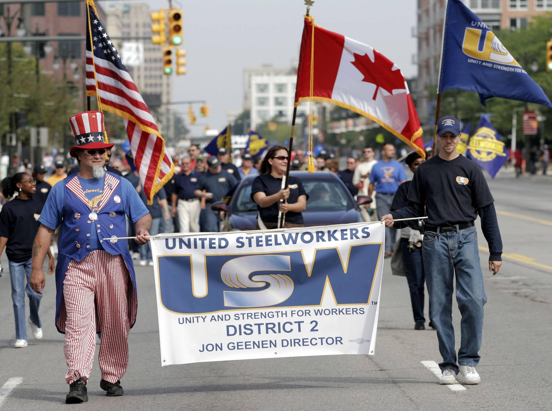 Detroit Celebrates Labor Day