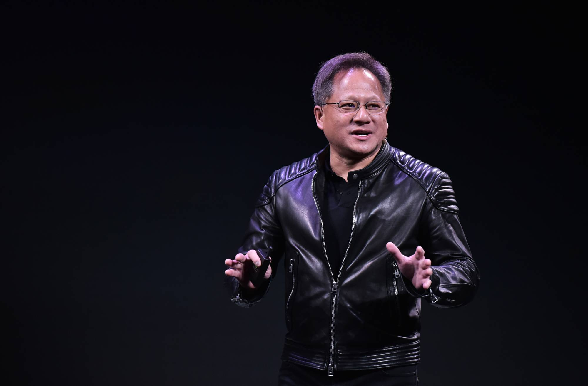 US-LIFESTYLE-IT-CES-NVIDIA