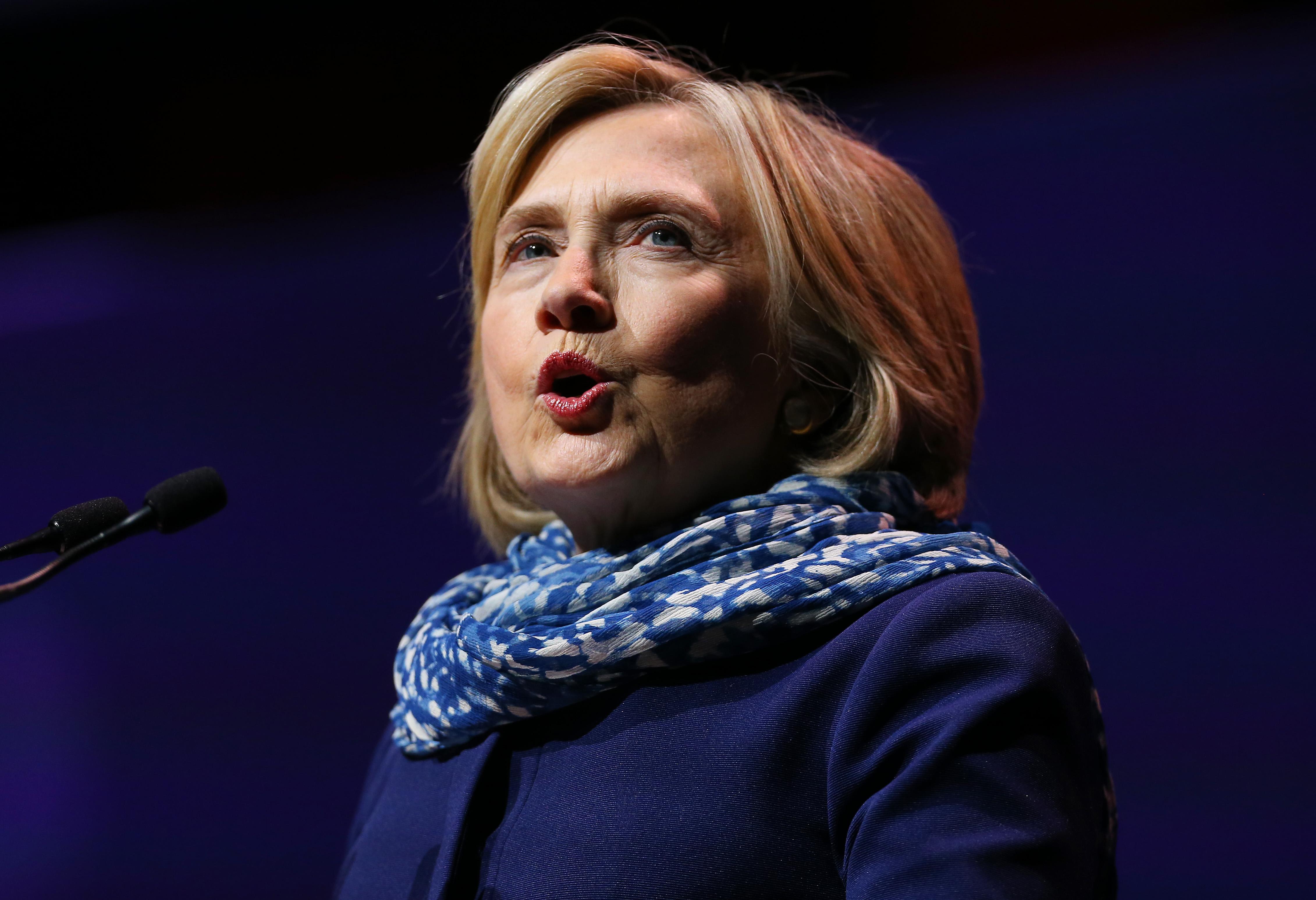 An Evening With Hillary Rodham Clinton - Sydney