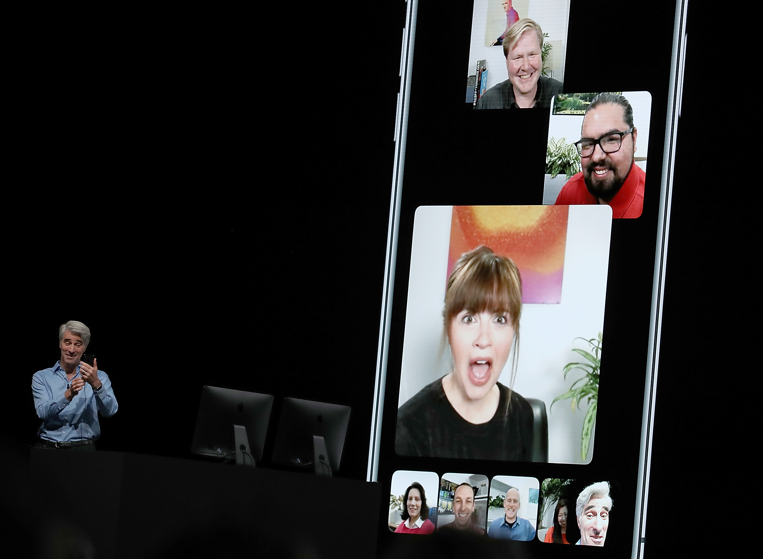 Apple delays the debut of Group FaceTime for video calls.