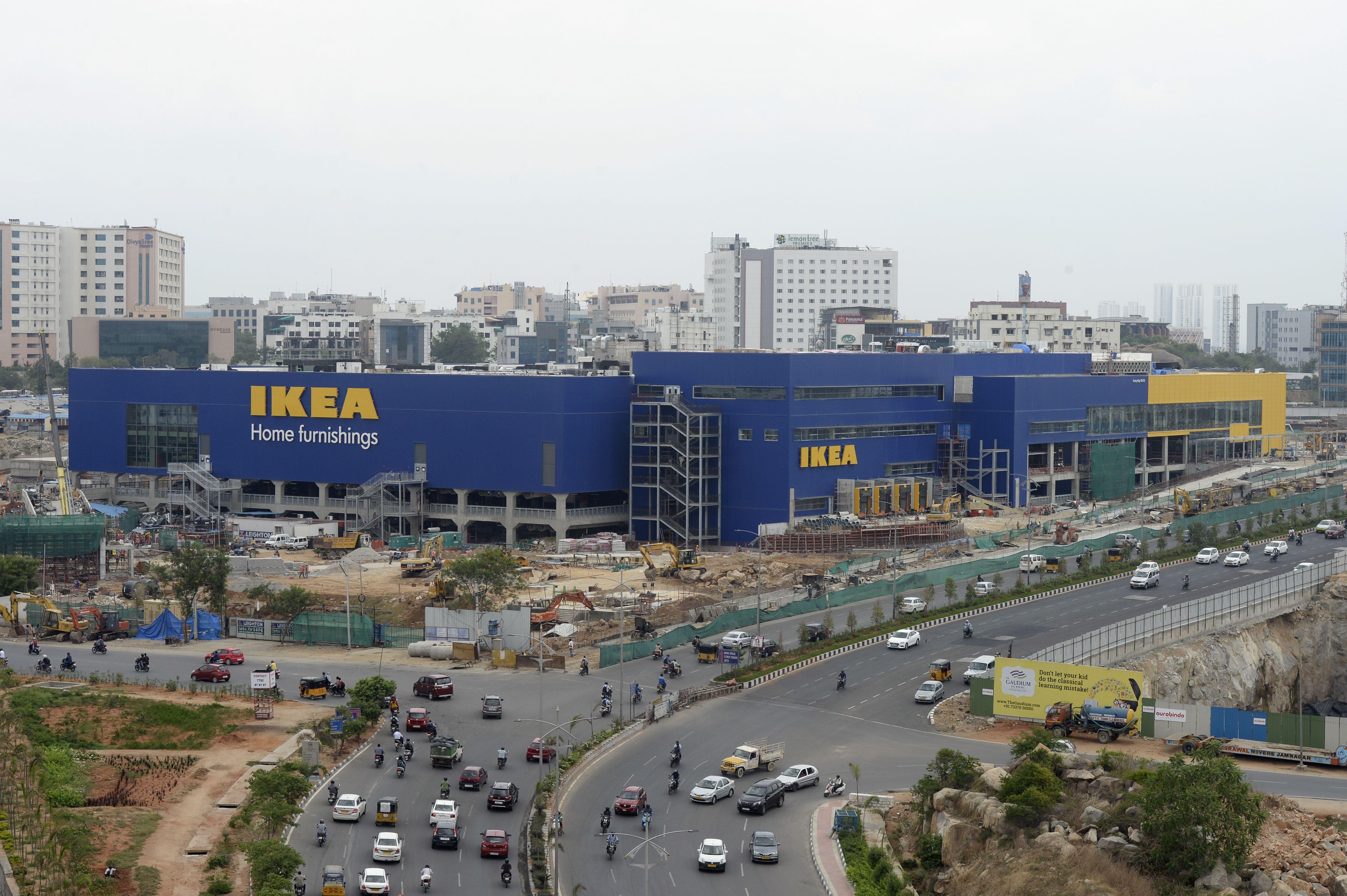 INDIA-SWEDEN-ECONOMY-RETAIL-IKEA
