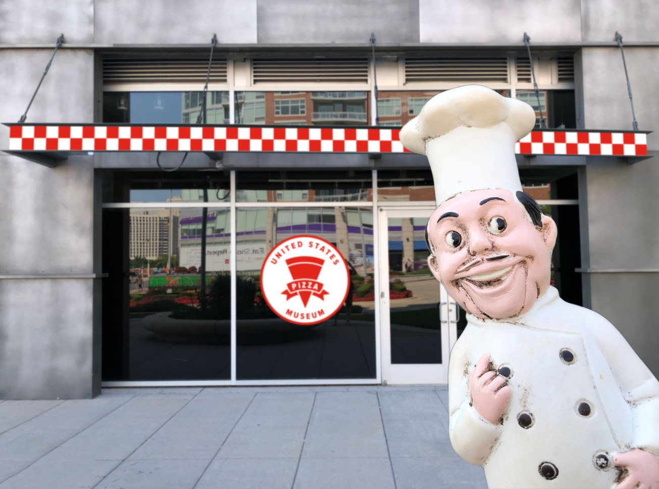 Pizza is controversial at the U.S. Pizza Museum, not because of the institution doesn't serve slices, but because it's located in Chicago.