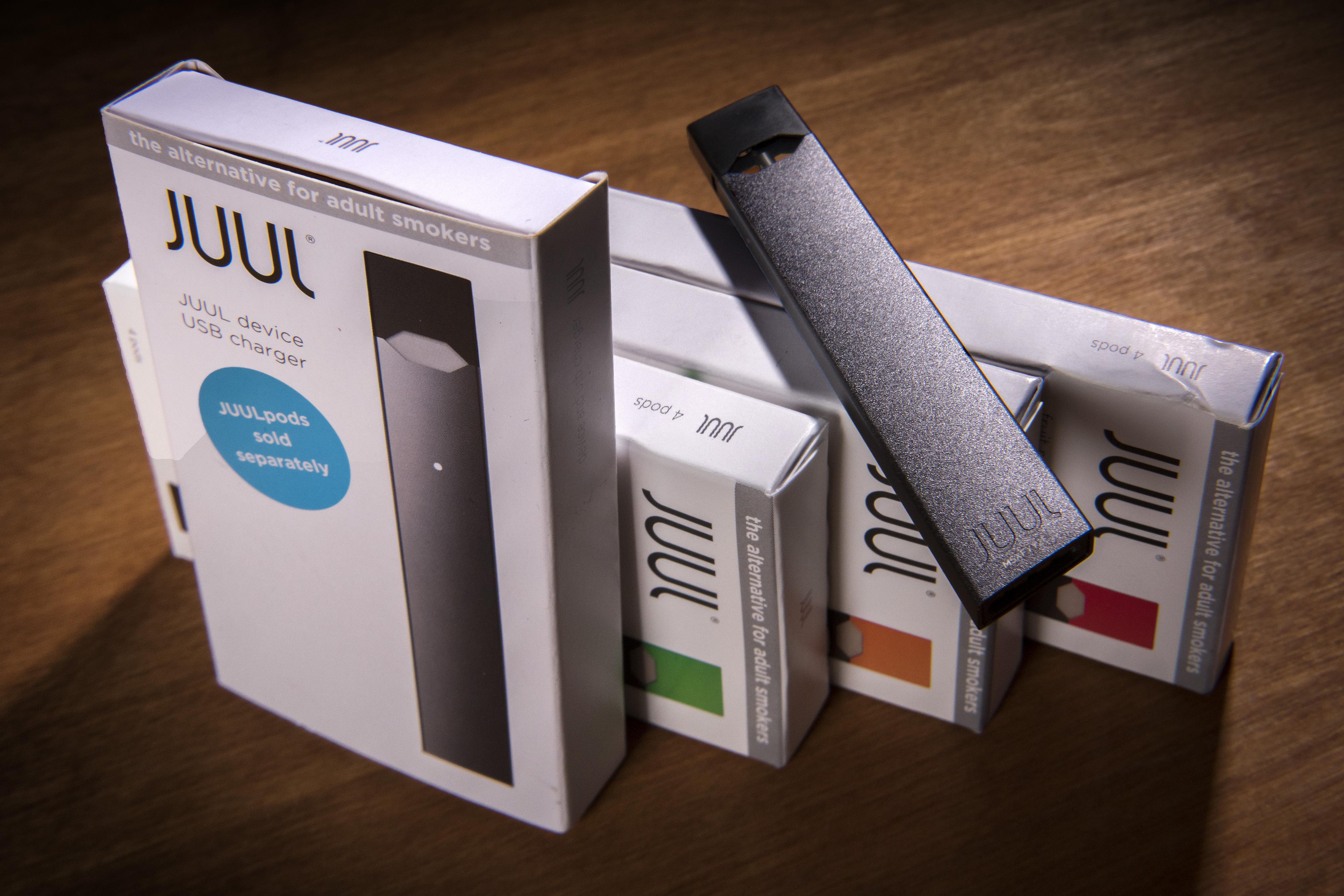 E-Cigarette Maker Juul Is Said to Seek $1 2 Billion in