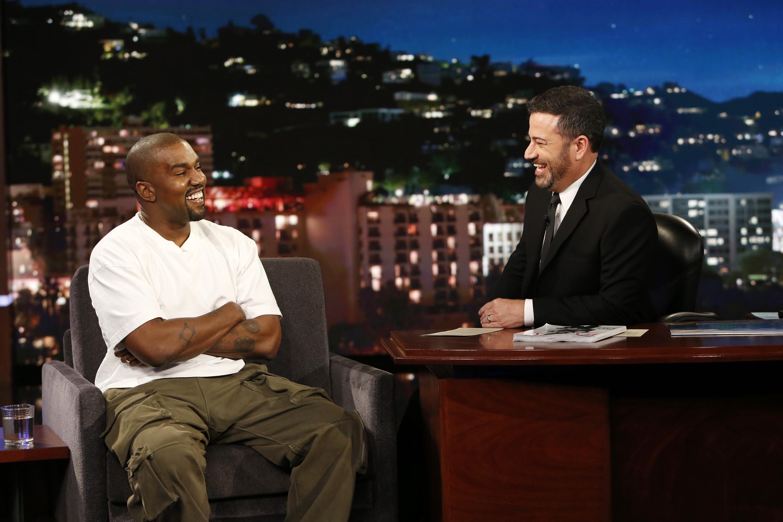 Kanye West defends Trump