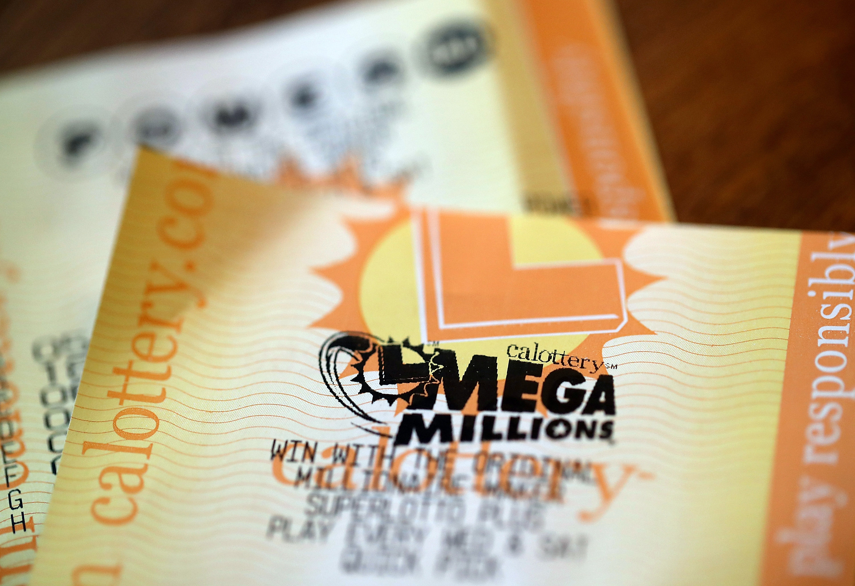 Mega Millions Winners Come Forward