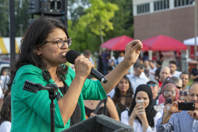 Rashida Tlaib-michigan-congress-nomination