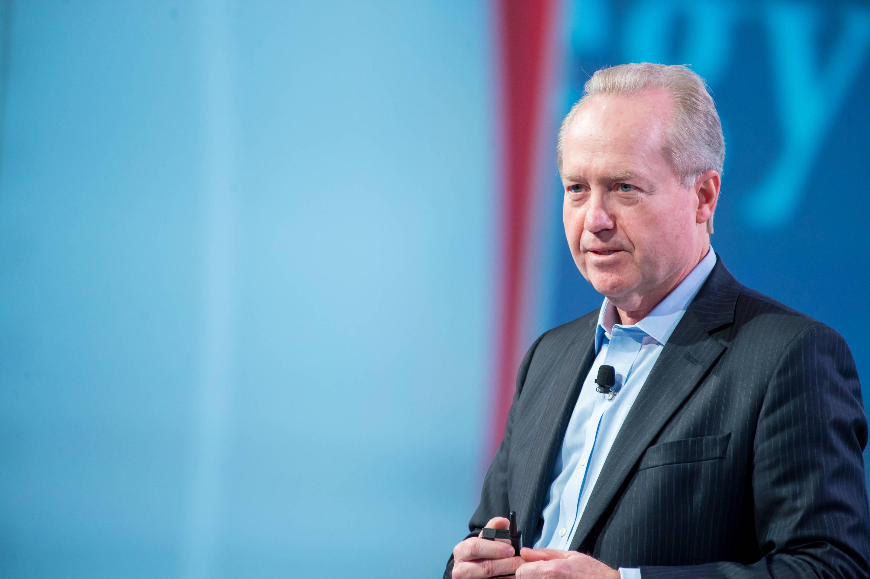 Raytheon Chairman and CEO Thomas A. Kennedy