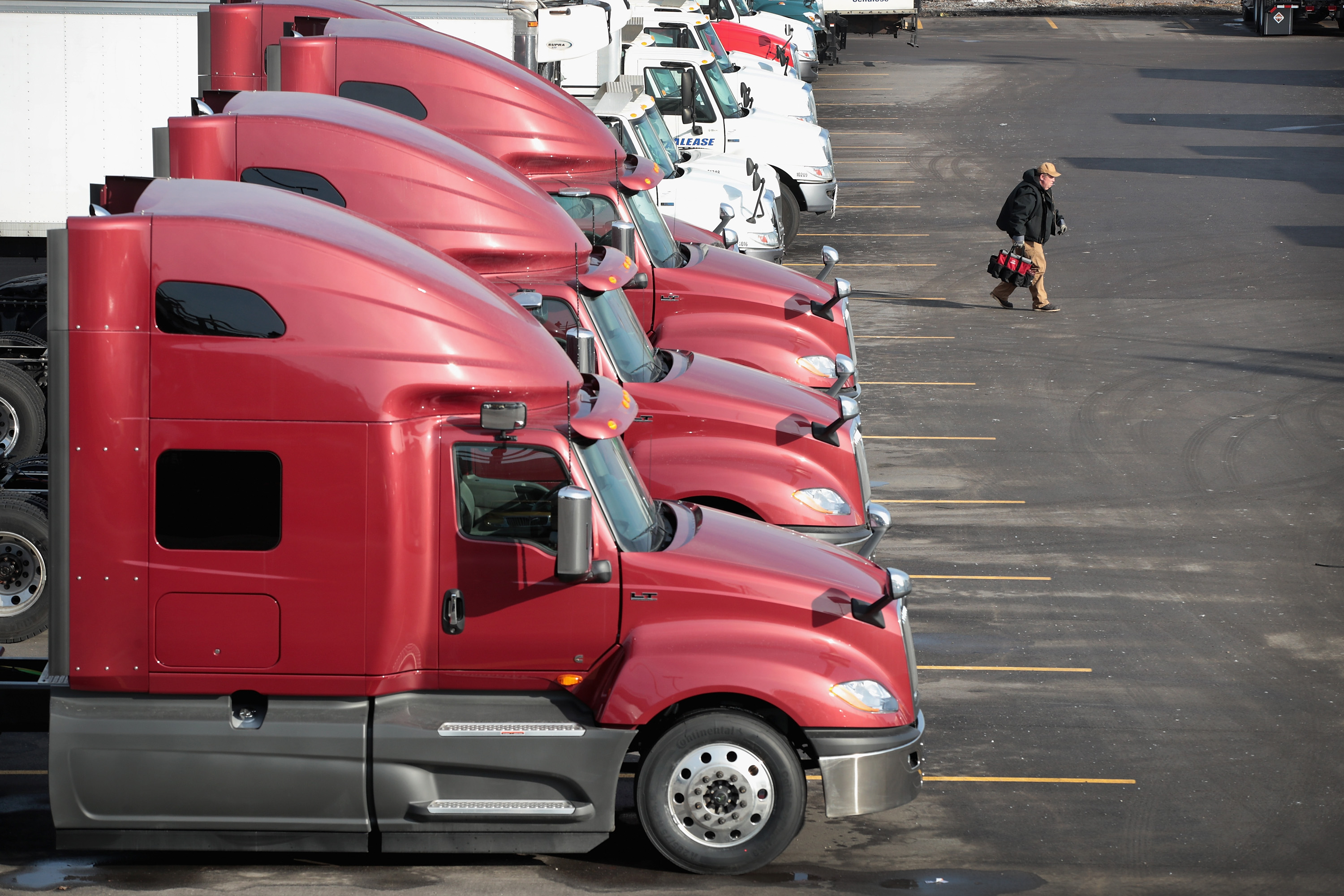 Image result for truck driver