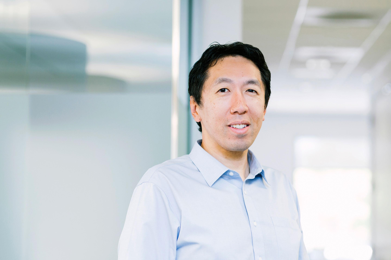 Researcher turned entrepreneur Andrew Ng
