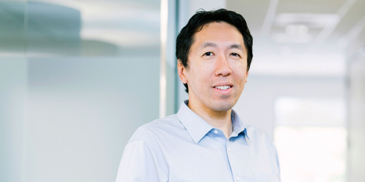Q&A: Andrew Ng, the Authority on A.I.