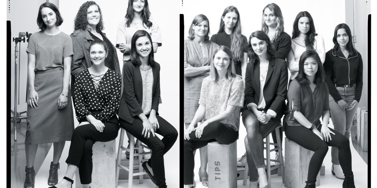 Meet the Powerful Women Who Created This Year's 'Most Powerful Women' List