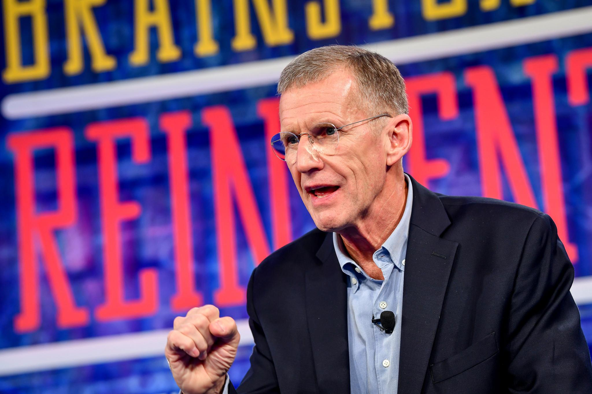 Retired Gen. Stanley McChrystal.
